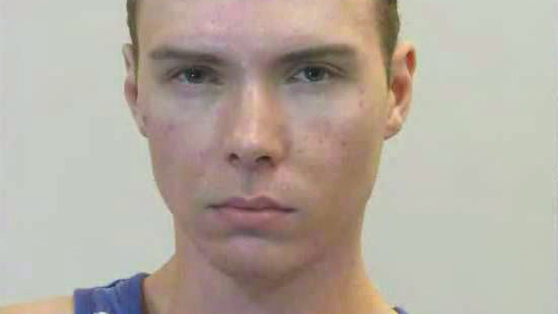 This file photo released on June 5, 2012 provided by the Montreal Police Service shows Luka Rocco Magnotta. (AP/Montreal Police Service via The Canadian Press)