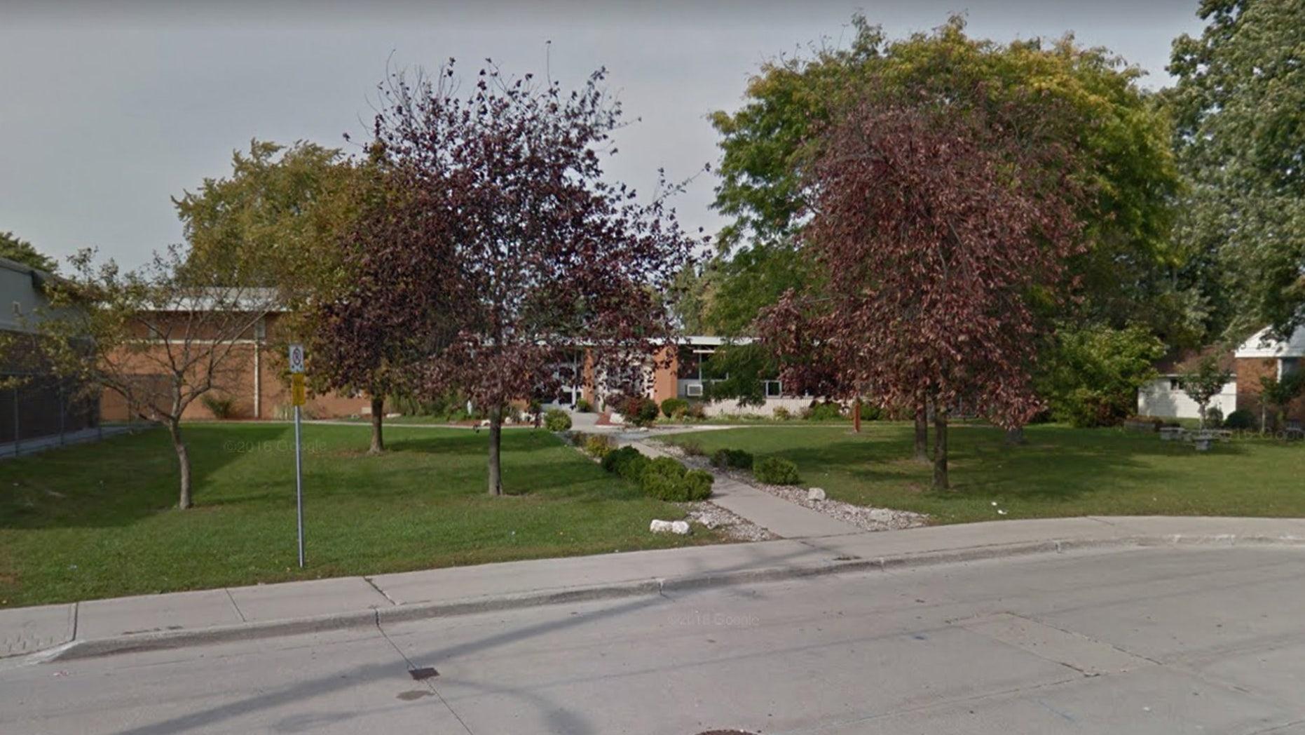 King Catholic Elementary School in Windsor, Ontario.