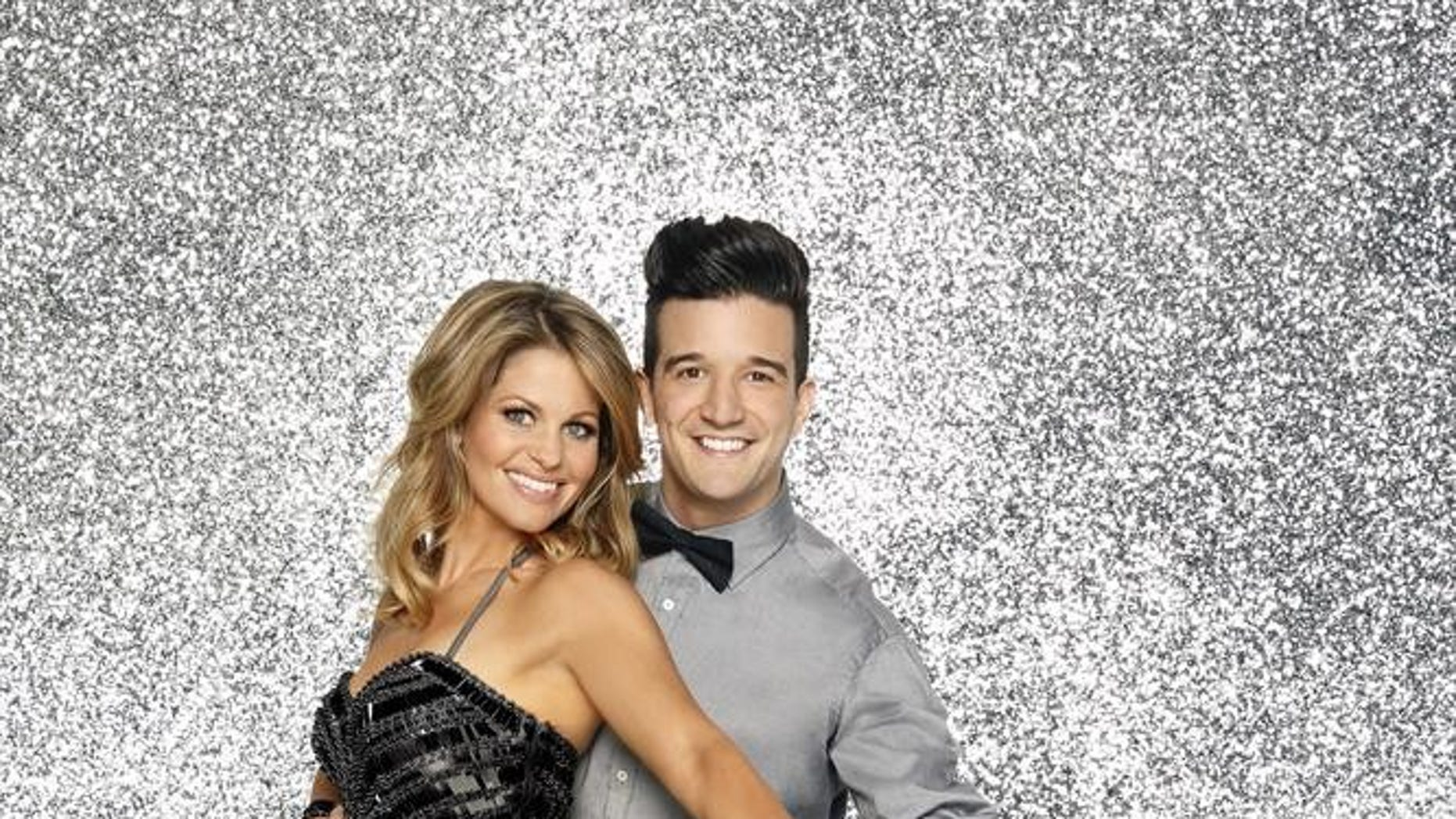 Candace Cameron Bure partners with Mark Ballas on 'Dancing with the Stars.'