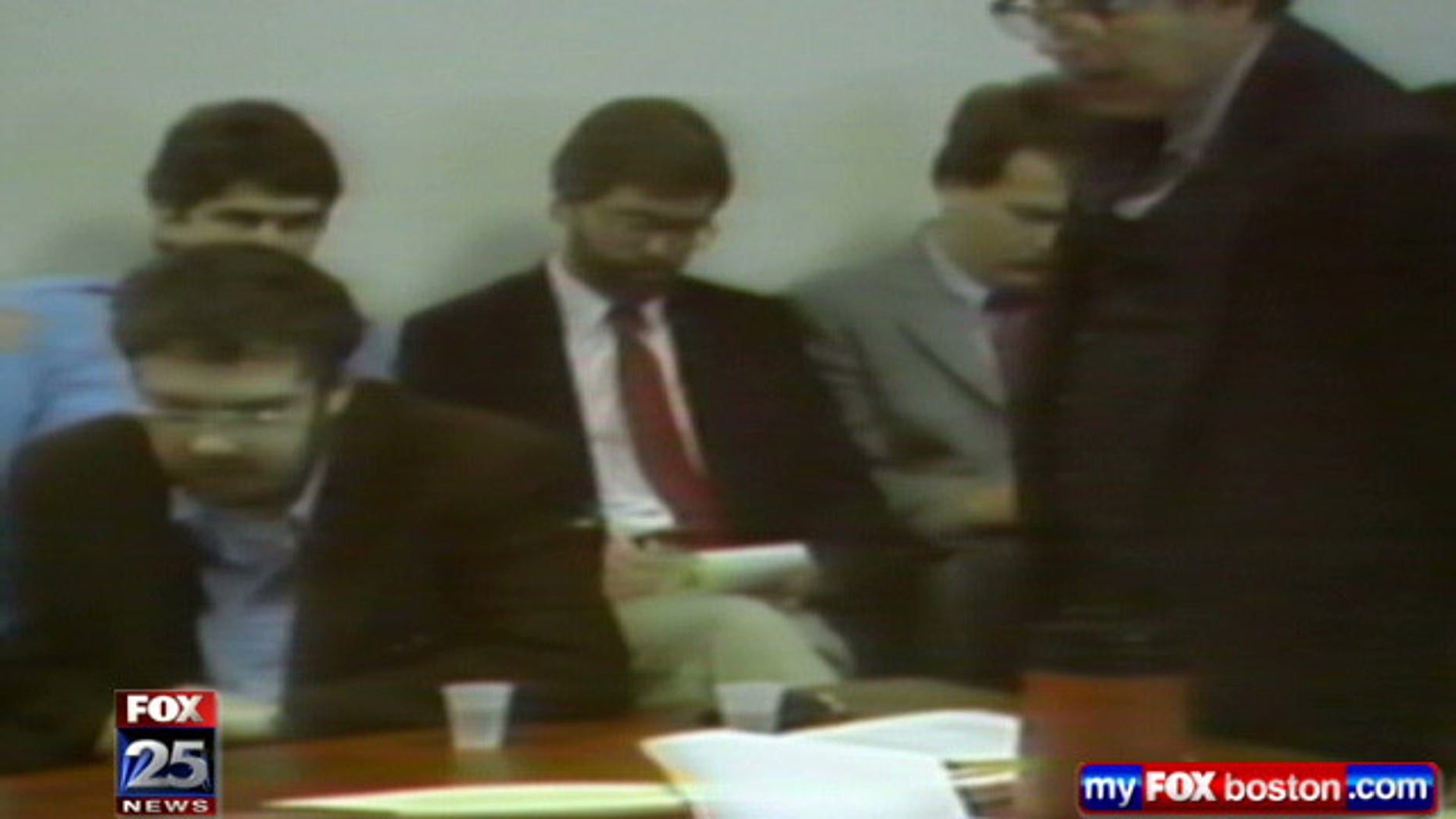 Michael Woodmansee, left, pleaded guilty to second-degree murder in 1983 in the kidnapping and death of 5-year-old Jason Foreman (MyFoxBoston.com).