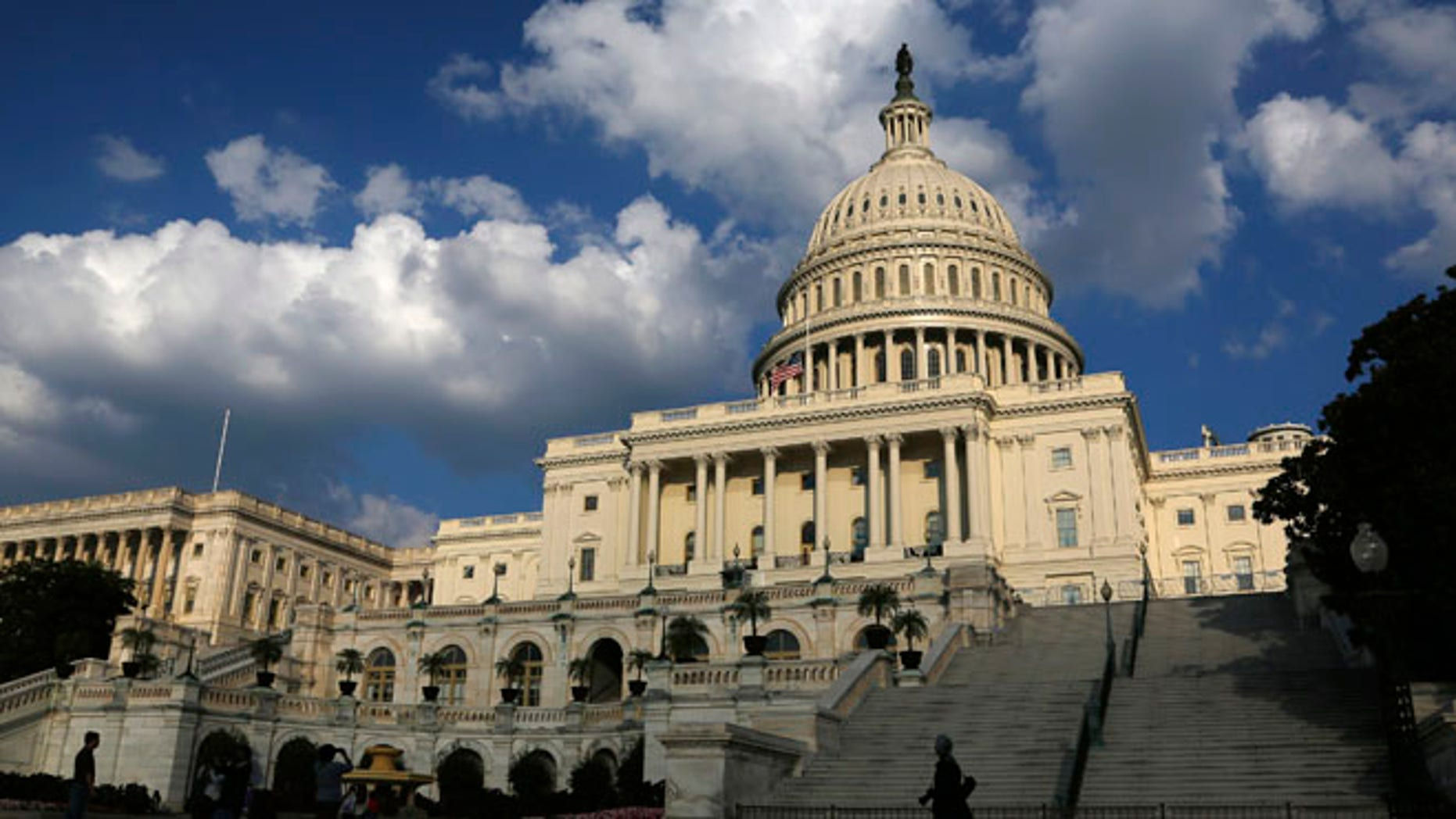 Oct. 6, 2013: Shown here is the U.S. Capitol Dome in Washington.