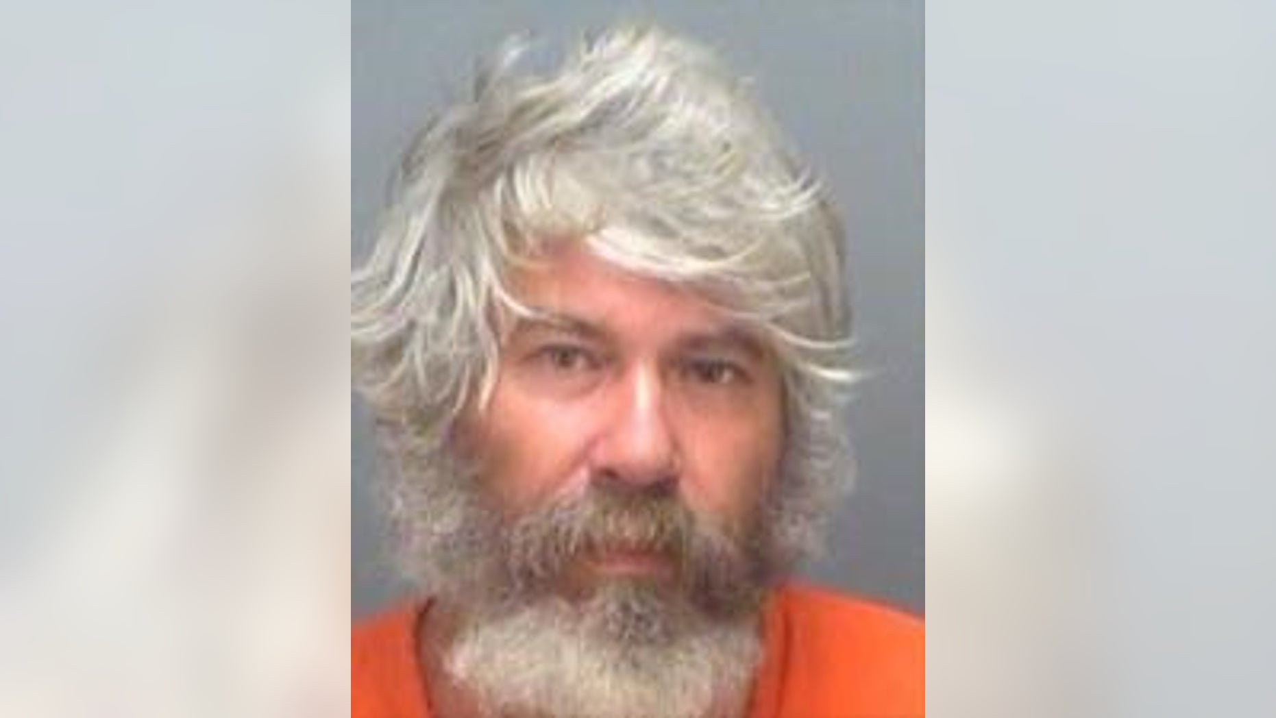 James Bundrick, 56, who claimed his name was Captain Kirk, was arrested on Monday.
