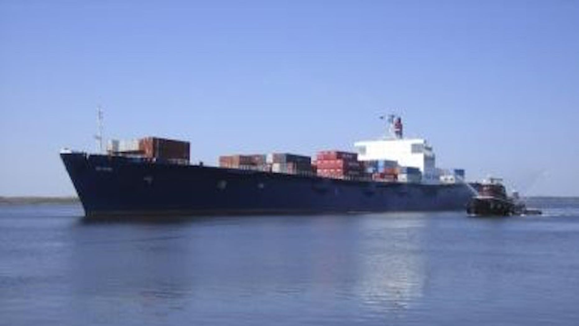 The El Faro is shown in this undated handout photo provided by Tote Maritime in Jacksonville, Florida, October 2, 2015.