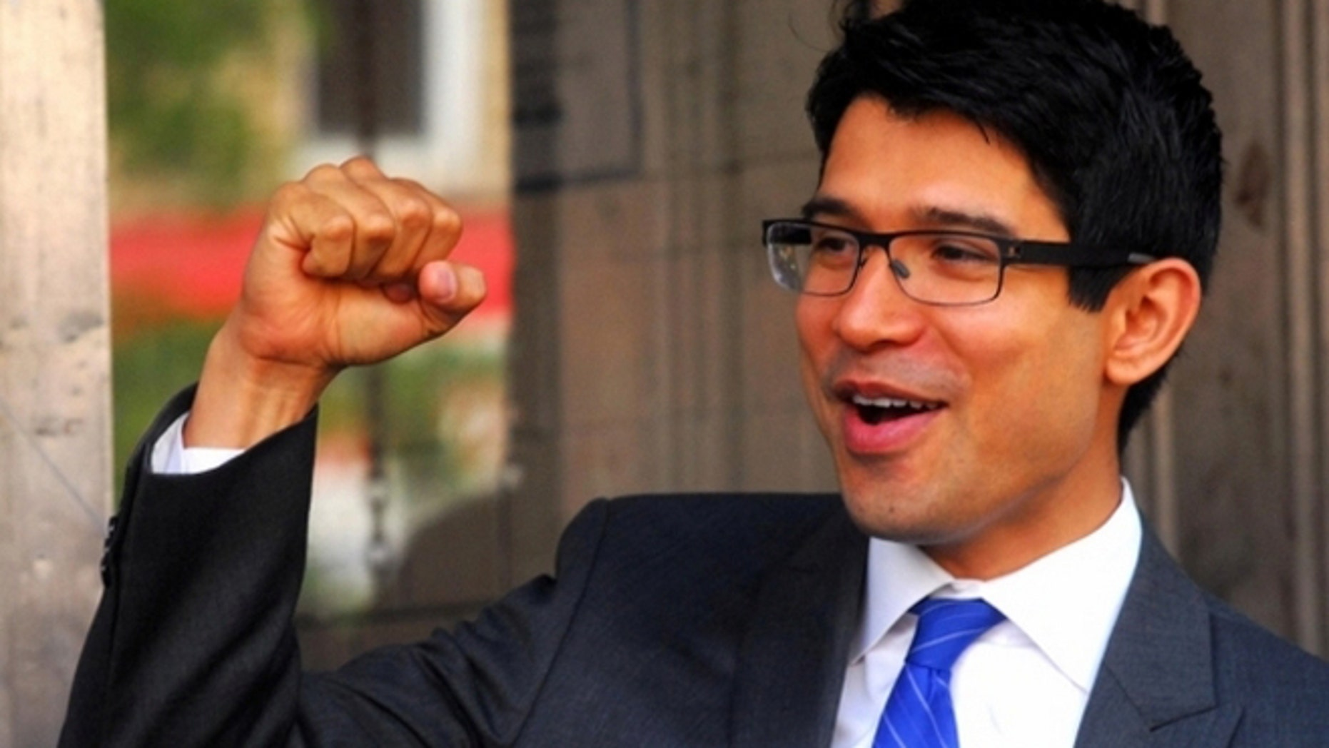Carlos Menchaca, New York City's first Mexican-American elected official.