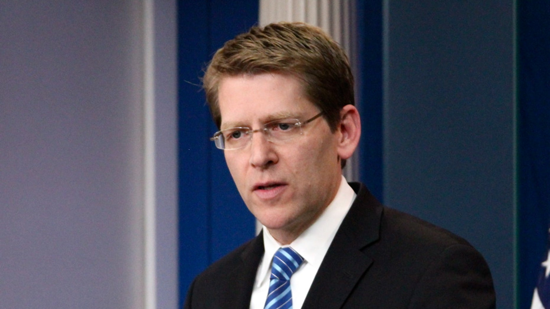 White House Press Secretary Jay Carney (Fox News Photo)