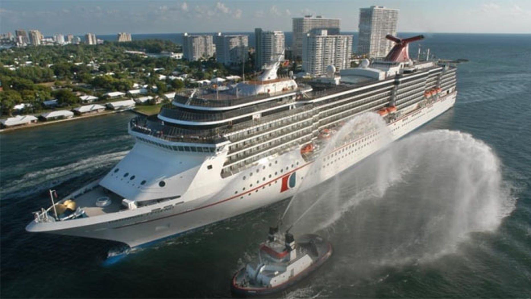 Cruise ship junkie