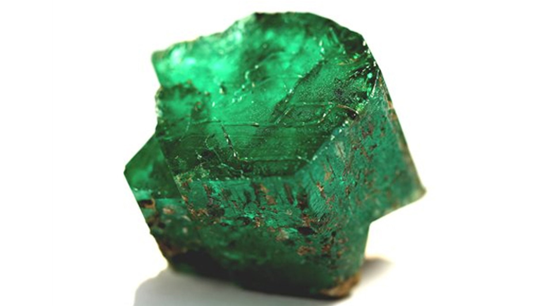 Gem experts say the emerald yielded at a North Carolina farm may be the biggest ever uncovered in North America.