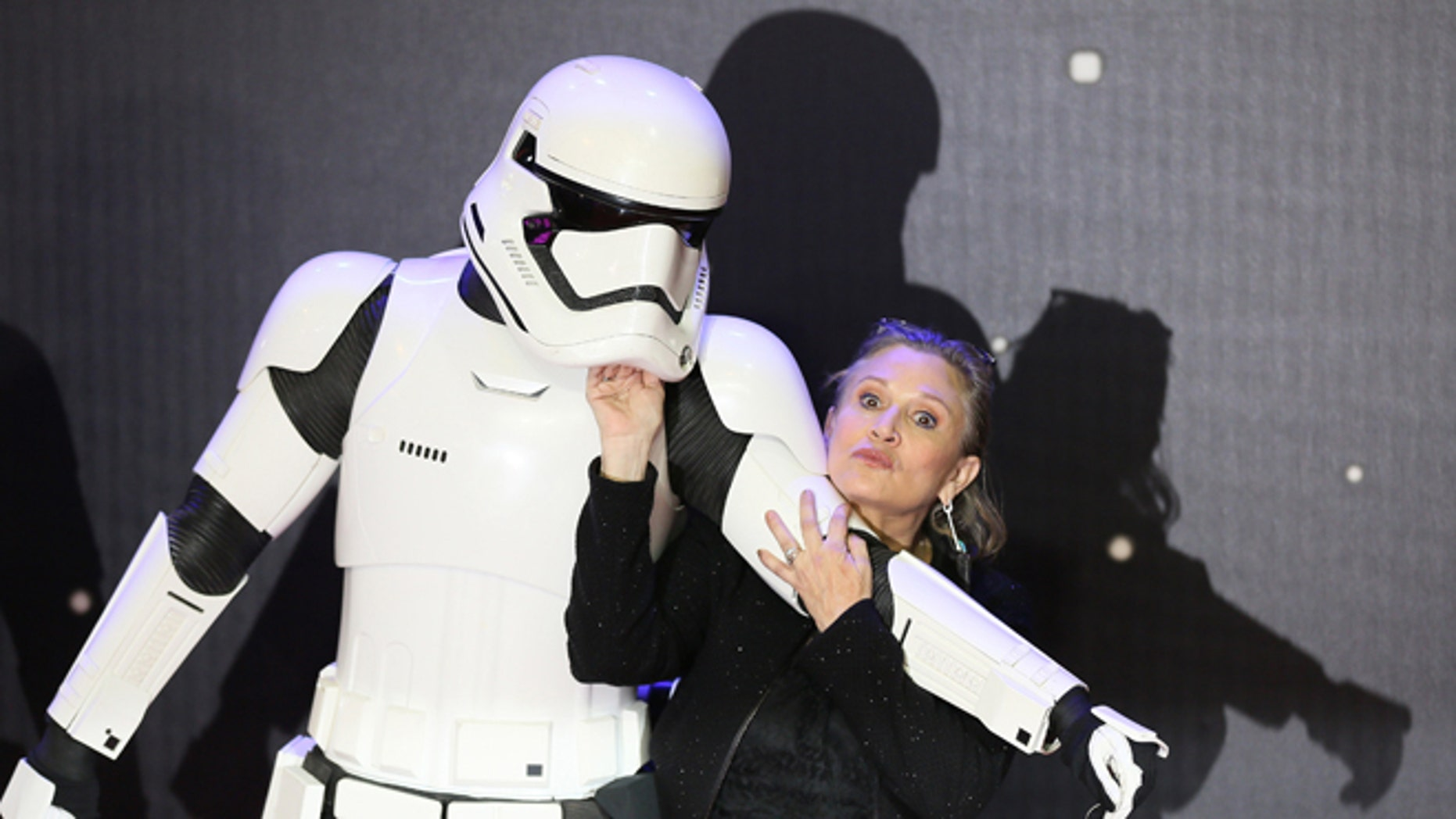 Disney could receive $50M for Carrie Fisher's death.