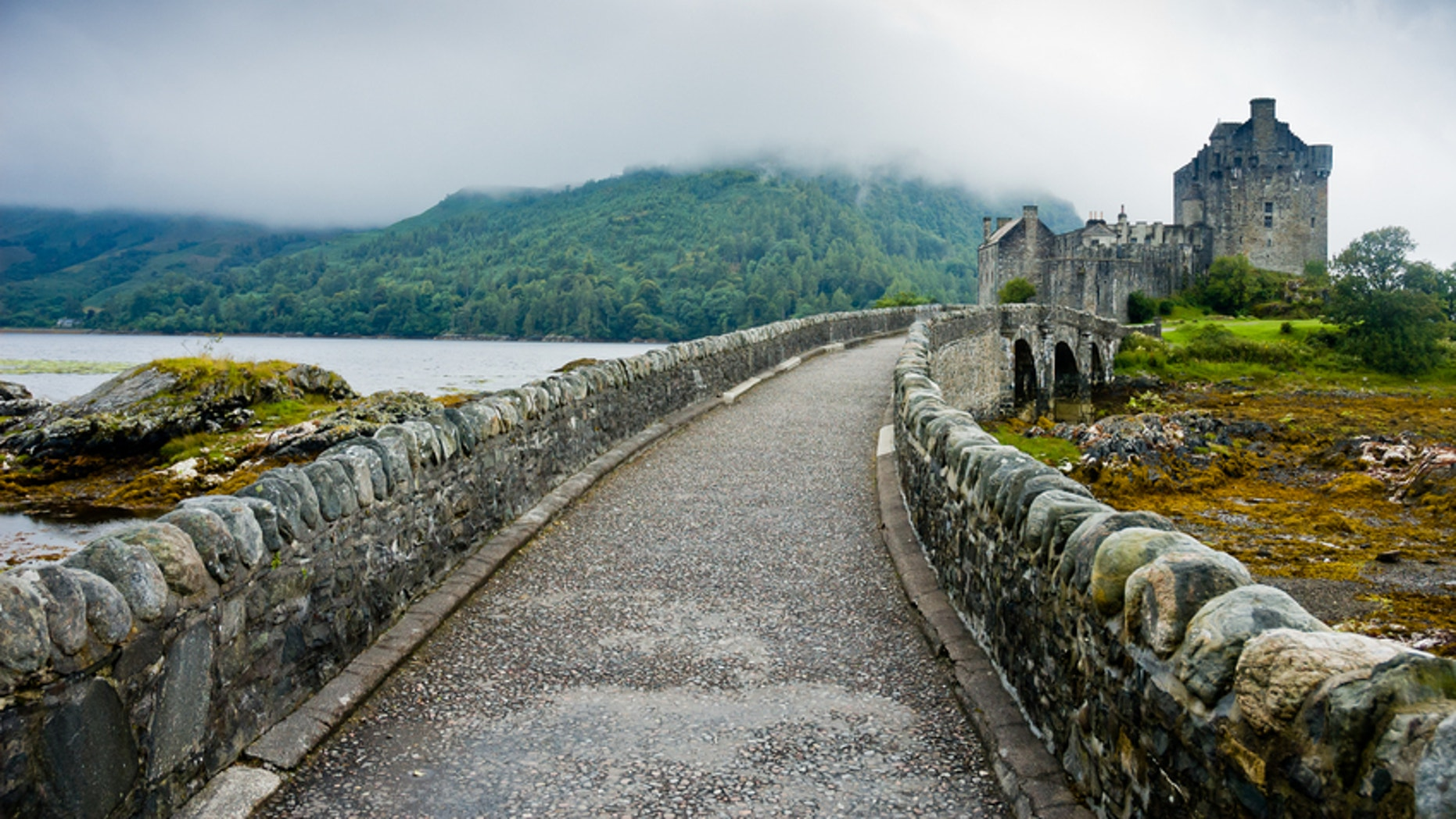 You may not want to visit these castles alone.
