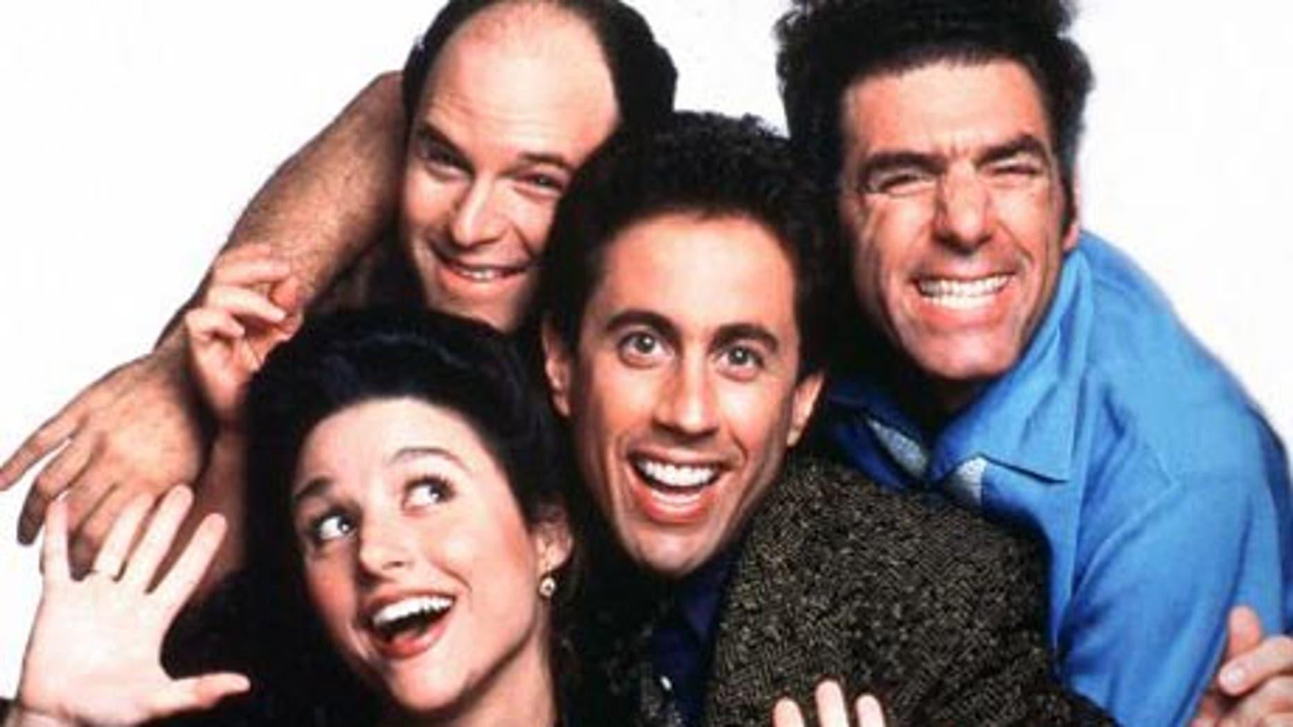The cast of 'Seinfeld.' (NBC)