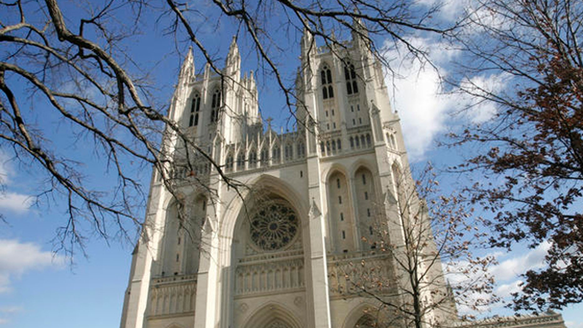 FILE: 2006: The National Cathedral in Washington, D.C.