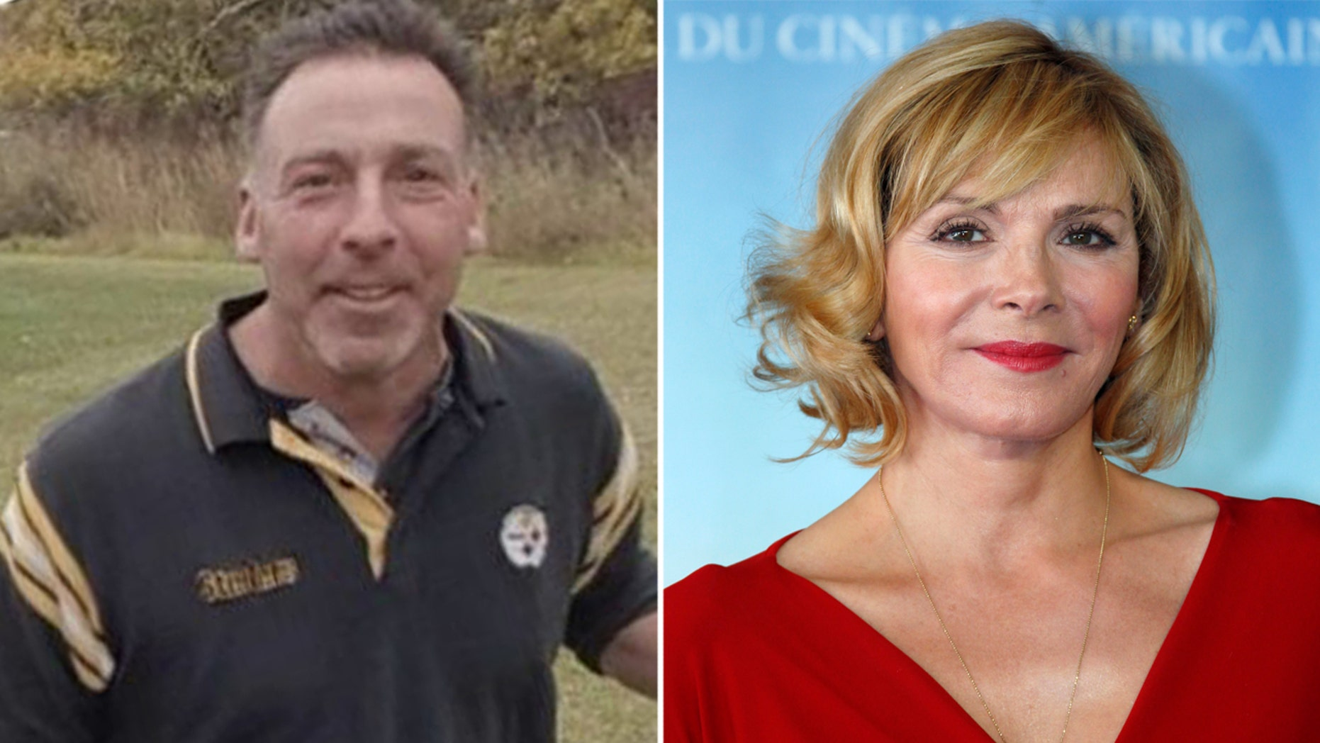Kim Cattrall announced the death of her brother, 55-year-old Christopher Cattrall, on social media Sunday.