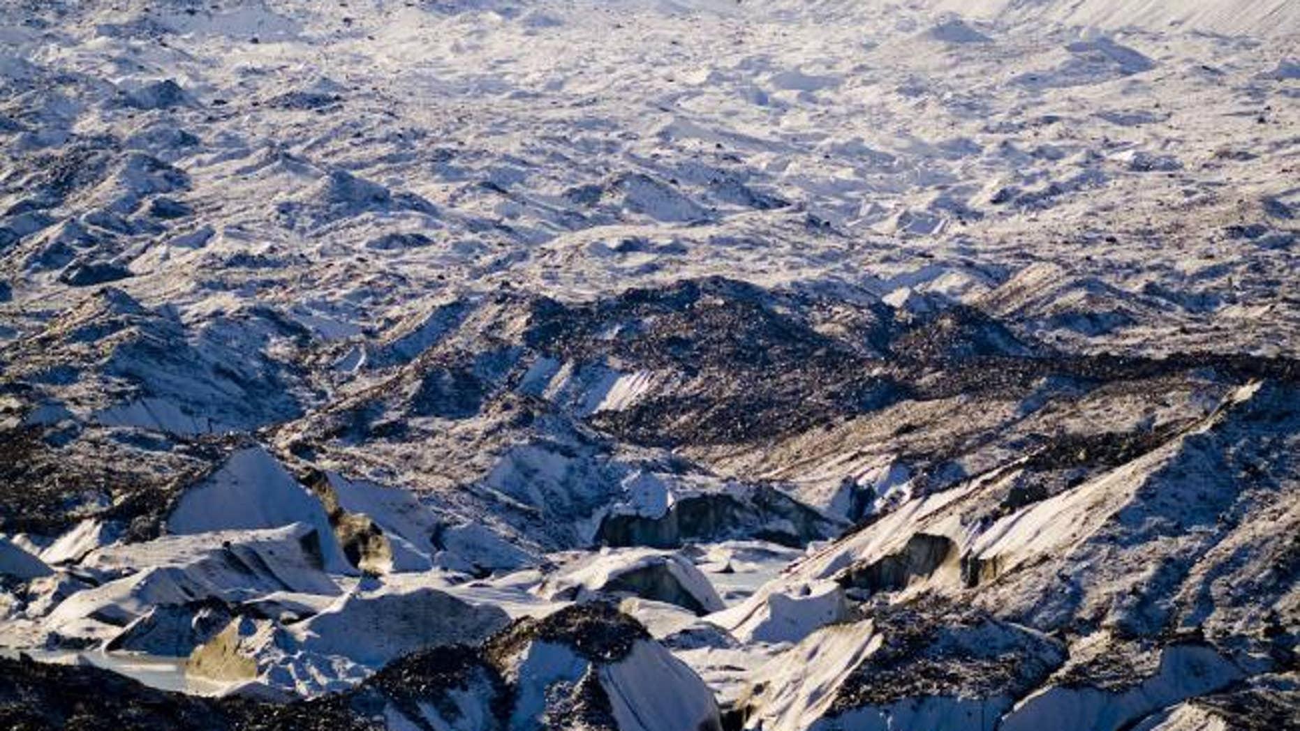 Aoraki/Mt Cook National Park, New Zealand (News Limited via News.com.au).