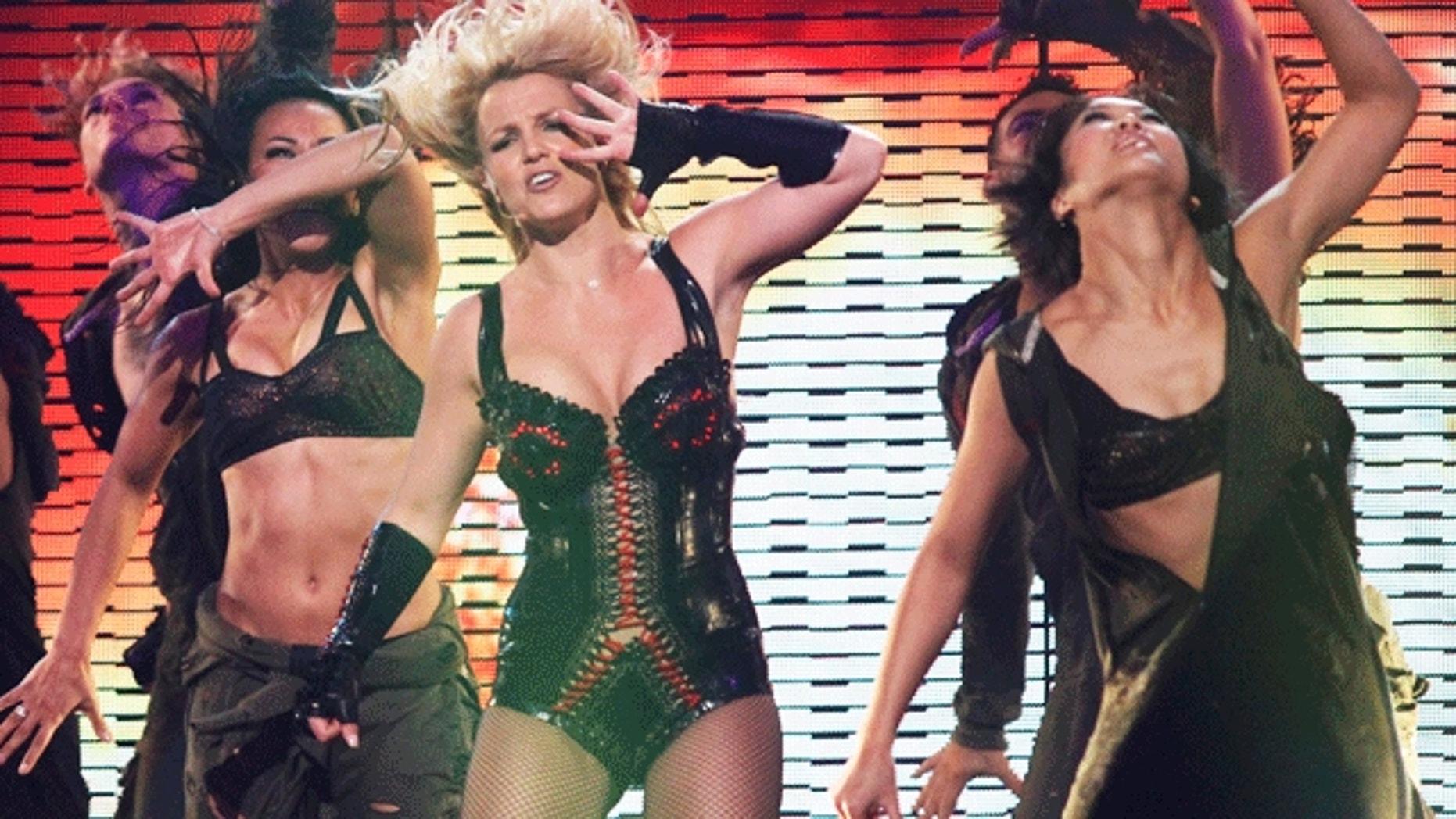Britney Spears. (Reuters)