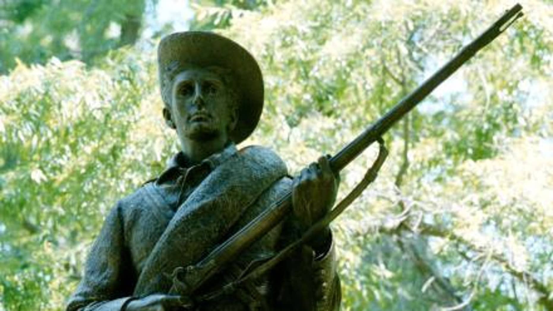 """Lawyers representing students and a professor are asking the University of North Carolina to remove its """"Silent Sam"""" statue."""