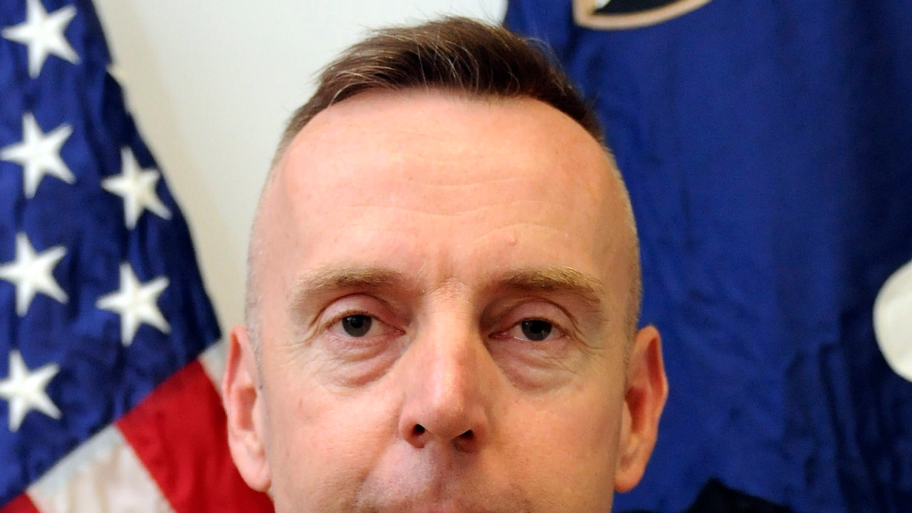 This undated file photo provided by the U.S. Army shows Brig. Gen. Jeffrey Sinclair.