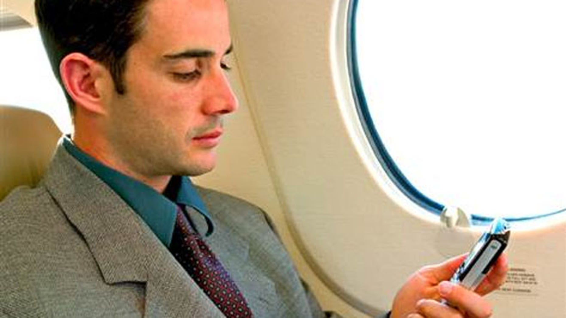Emirates is now allowing its A380 aircraft passengers to chat on their mobile devices while in the air.