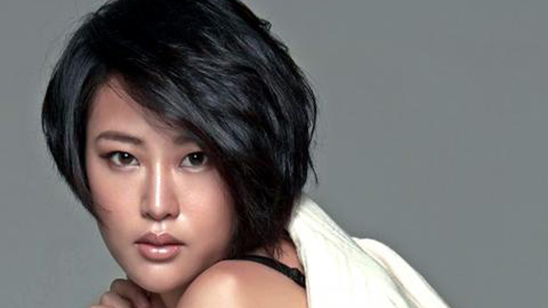 Pic shows:  Olivia Ku.