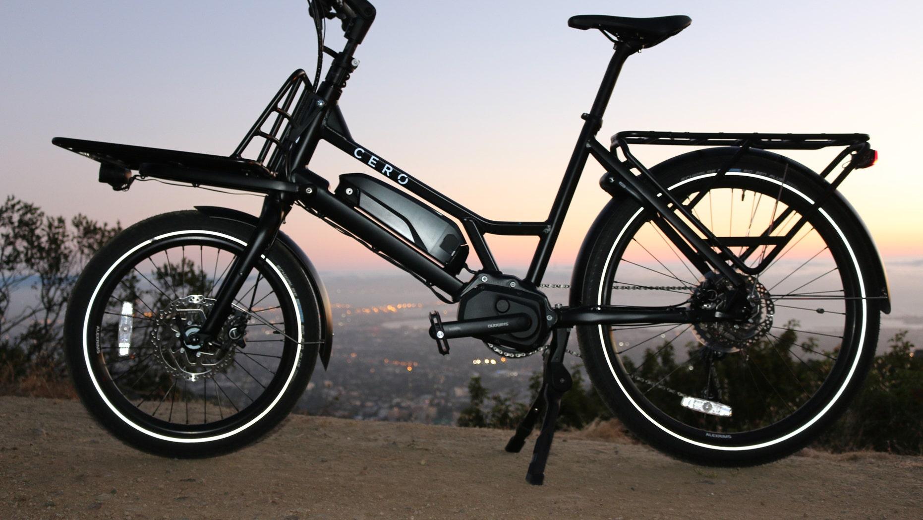 Cero One bike (Credit: Cero)