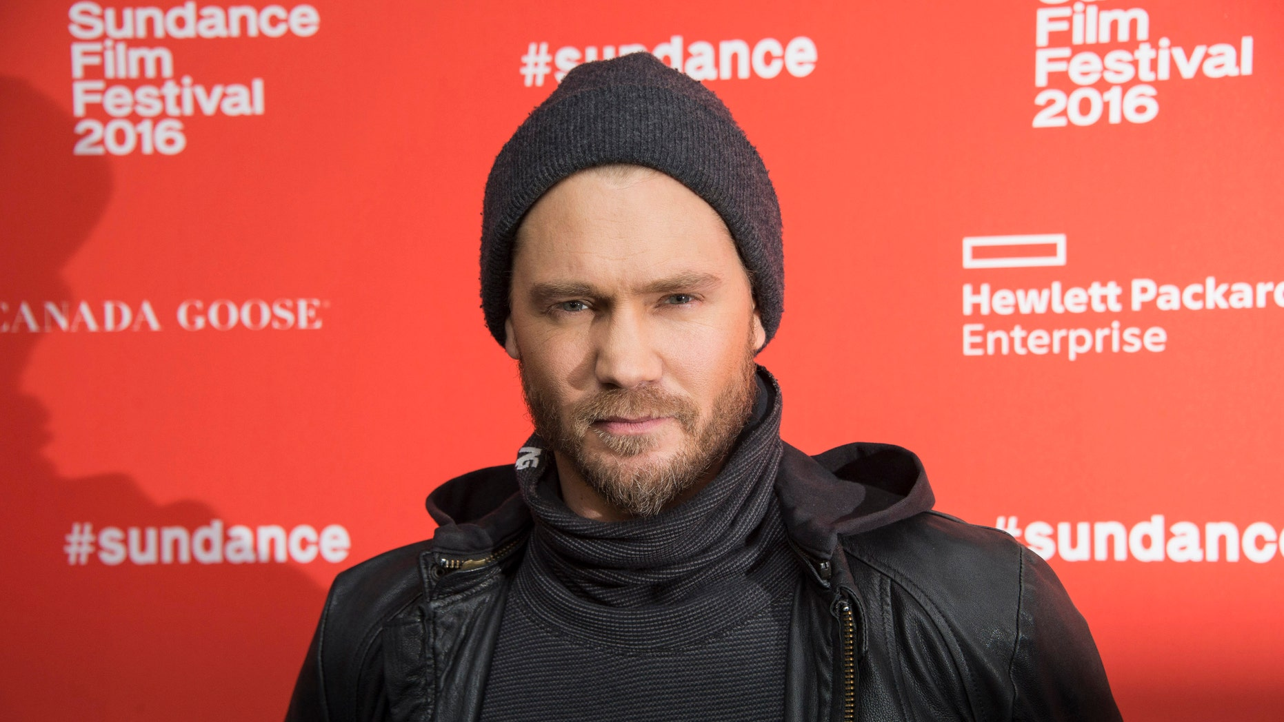 "Actor Chad Michael Murray poses at the premiere of ""Outlaws and Angels"" during the 2016 Sundance Film Festival on Tuesday, Jan. 26, 2016, in Park City, Utah. (Photo by Arthur Mola/Invision/AP)"