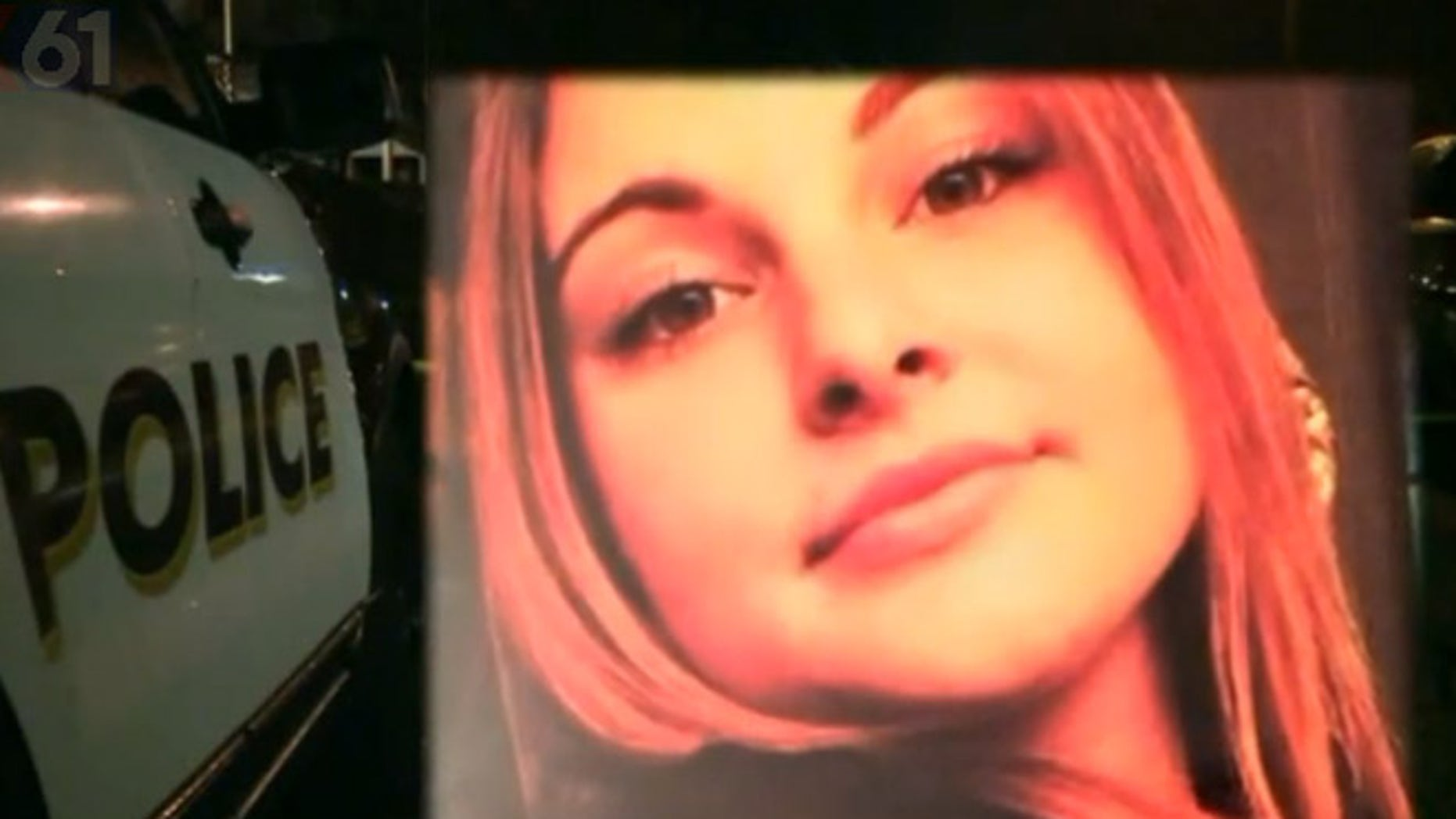 Casey Chadwick was killed just over a year ago in her Norwich, Conn., apartment. (Fox 61)