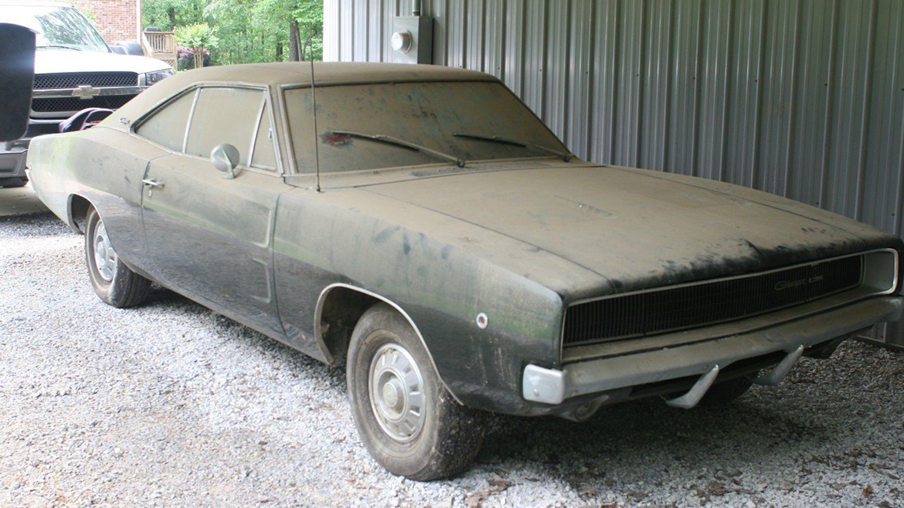 dodge charger parked     worth  bundle fox news