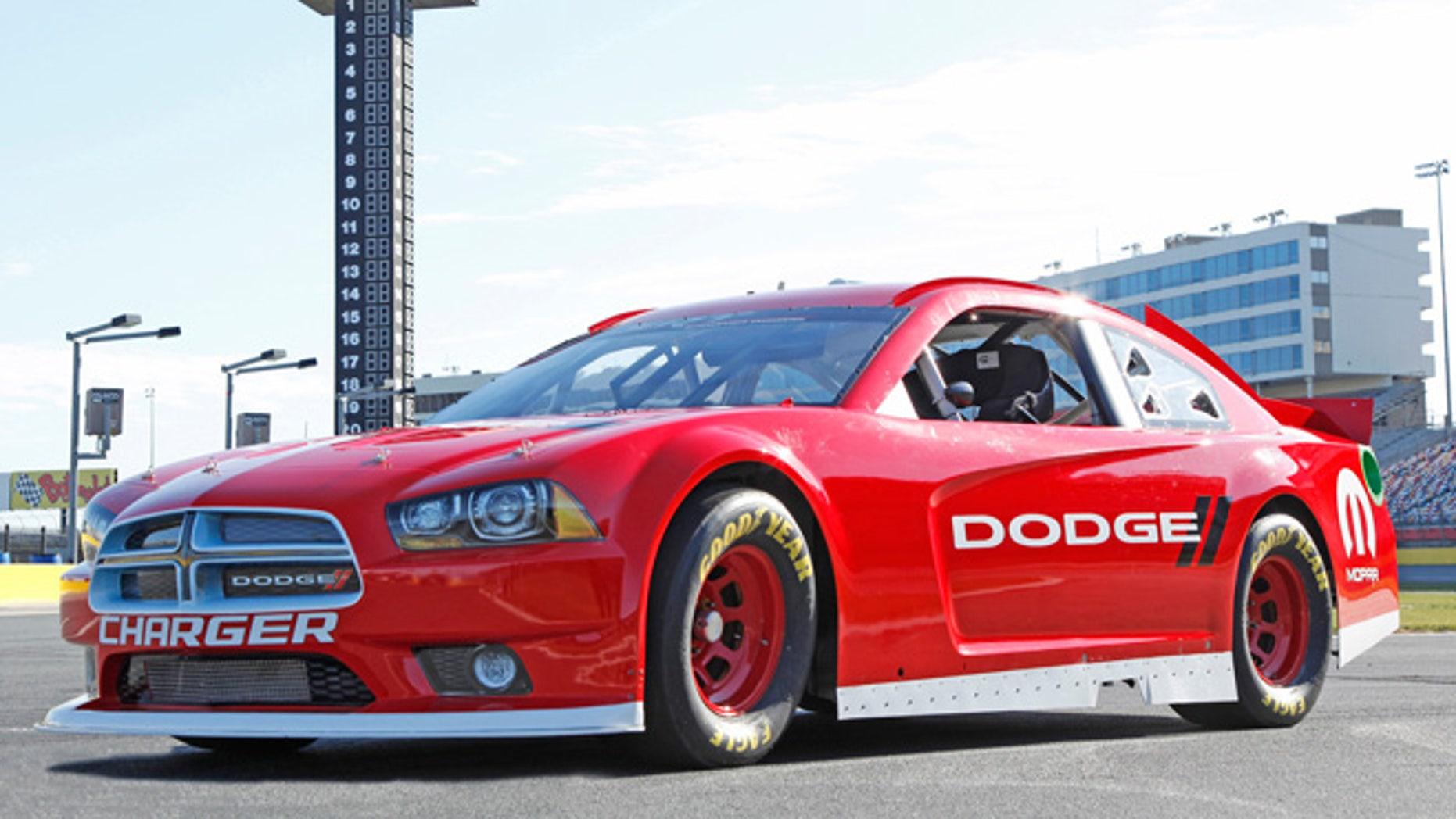 2013 Dodge Charger NASCAR