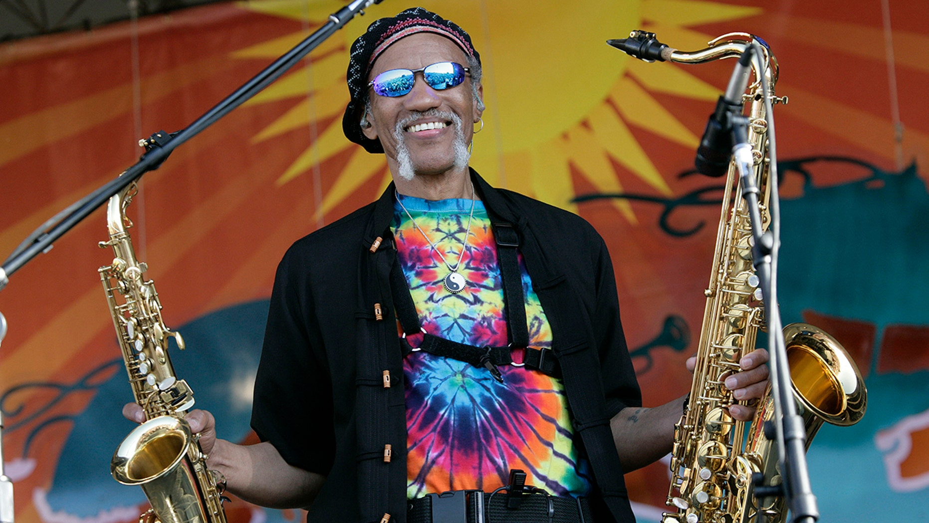 Charles Neville, sax player of the influential Neville Brothers band, died Thursday after battling pancreatic cancer.