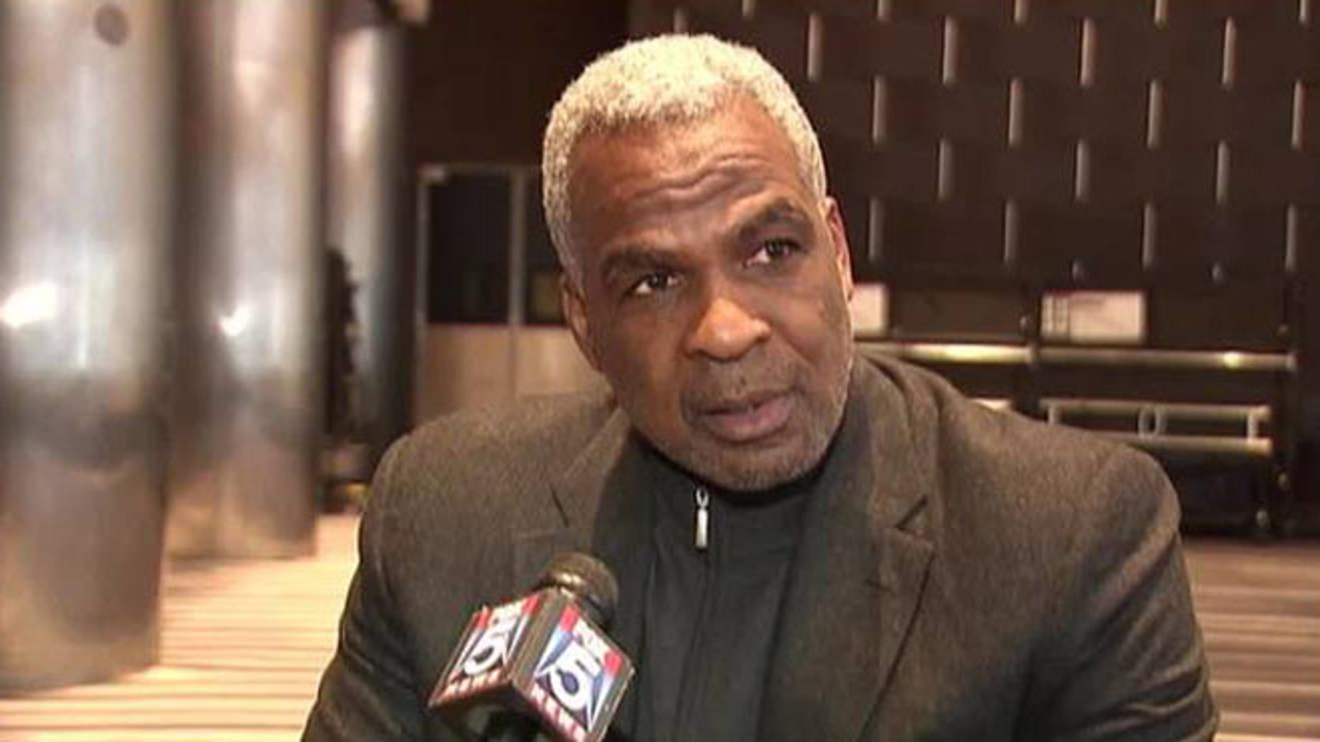 Charles Oakley discusses his altercation at Madison Square Garden during NY Knicks game. (Fox 5 New York)