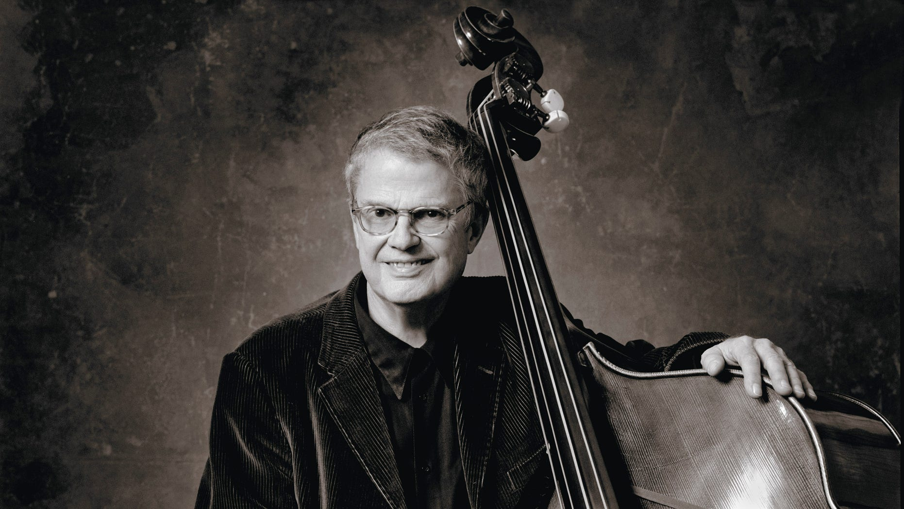 Undated photo of bassist Charlie Haden. Haden who died Friday, July 11, 2014 in Los Angeles after a long illness. He was 76.