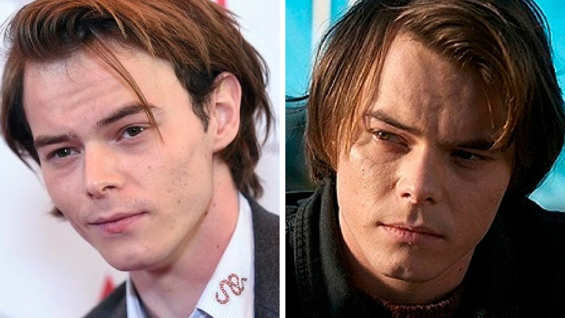 "Charlie Heaton apologized to his fans for not being at the ""Stranger Things"" premiere."