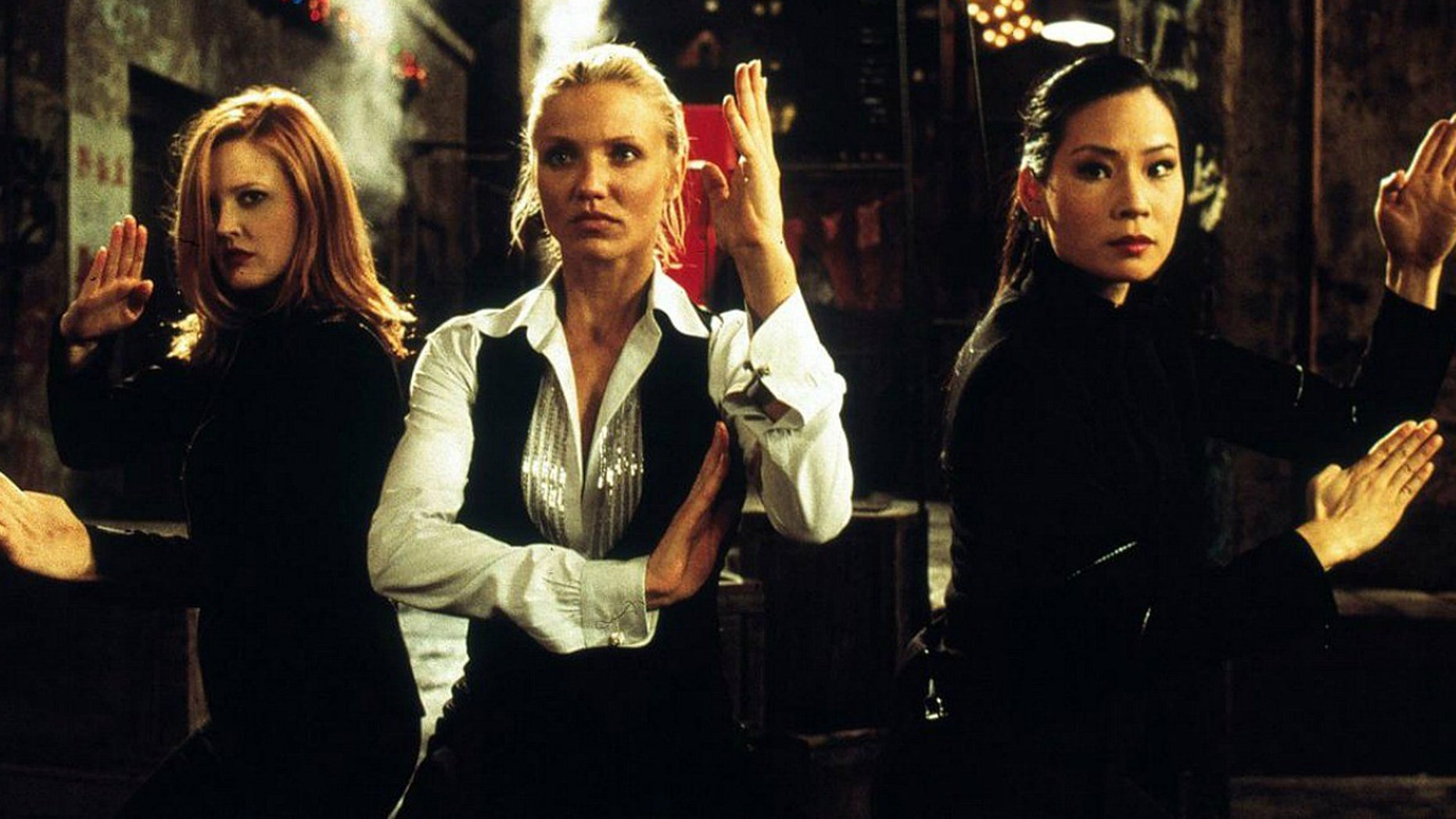 """Original """"Charlie's Angels,"""" Lucy Liu, actress thinks that the new version of the film, directed by Elizabeth Banks, will be a great move for women."""