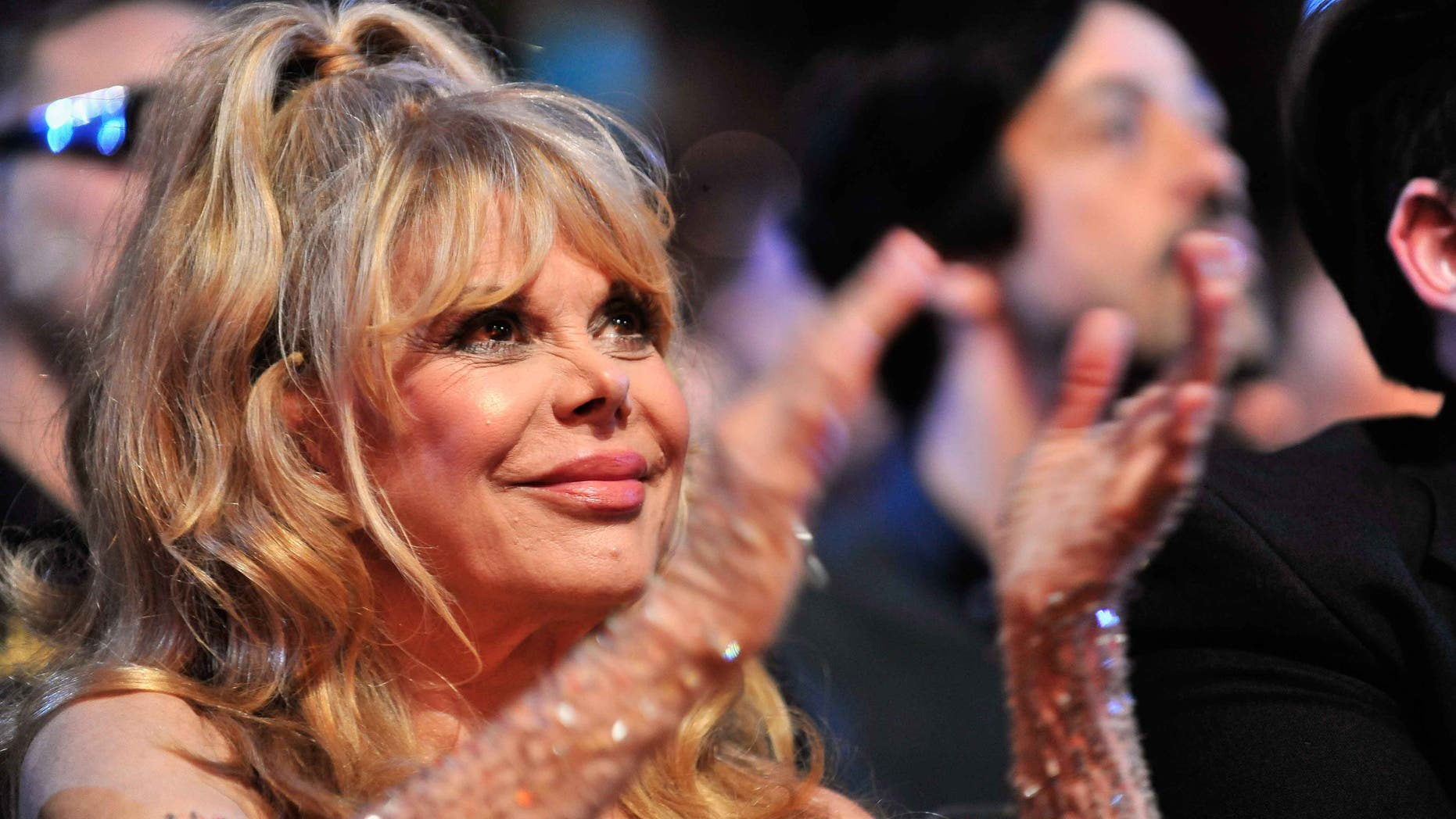 Charo attends the 2014 NCLR ALMA Awards at the Pasadena Civic Auditorium on Oct. 10, 2014.