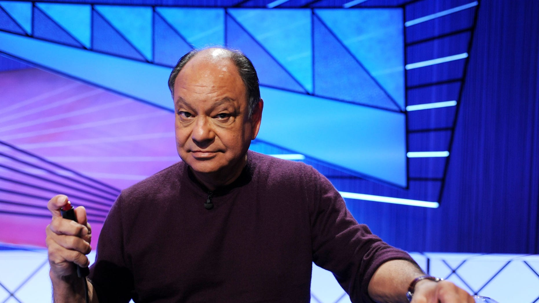 Cheech Marin is part of a Latino cast that also includes Diana Maria Riva, Lupe Ontiveros and Eugenio Derbez.