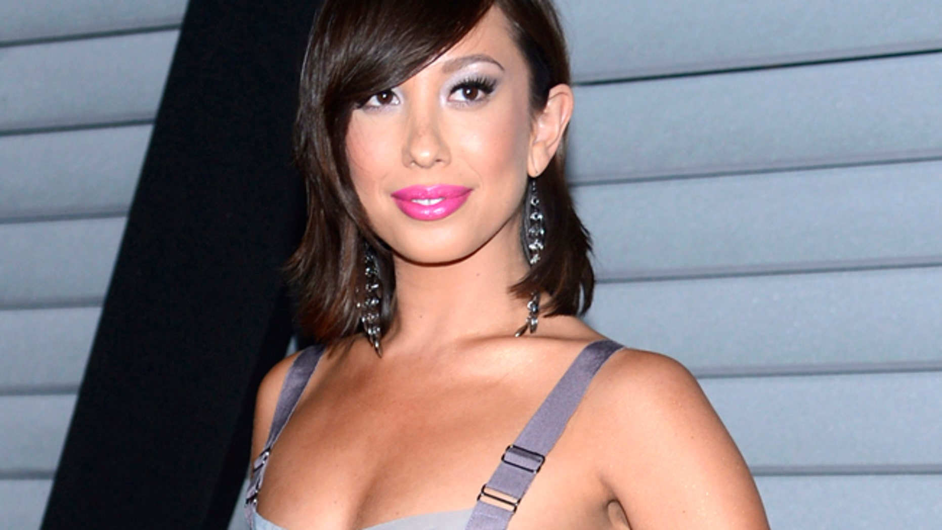 Dancer Cheryl Burke attends the Maxim Hot 100 event in West Hollywood, California June 10, 2014. REUTERS/Phil McCarten (UNITED STATES - Tags: ENTERTAINMENT) - RTR3T5Y9