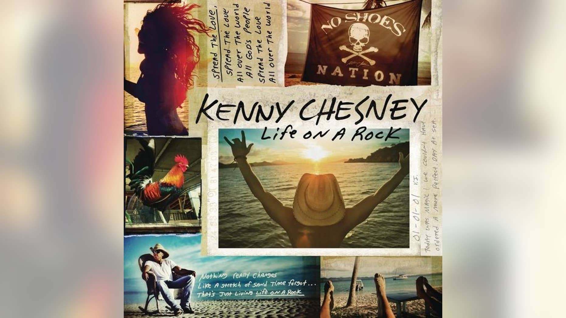 Album Review: Kenny Chesney, \'Life on a Rock\' | Fox News