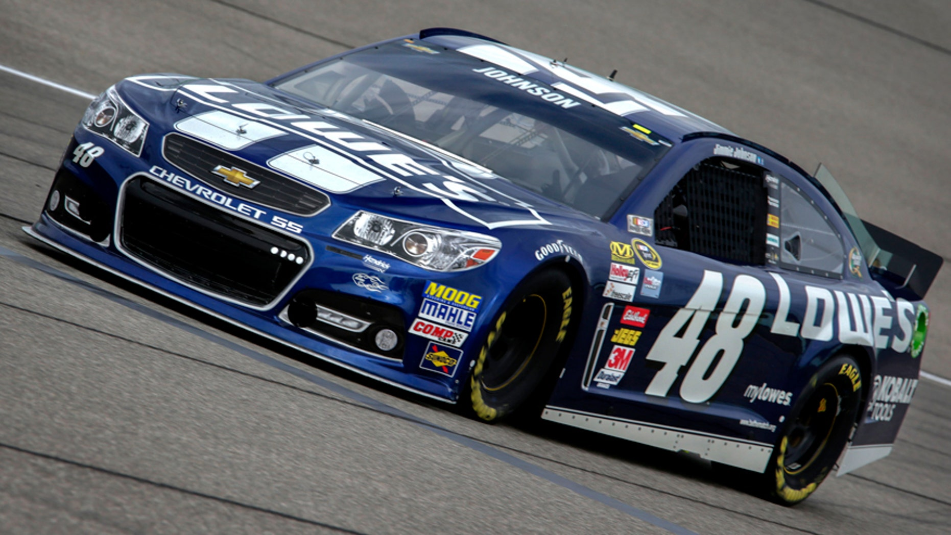 Chevy Needs A New Nascar For 2018