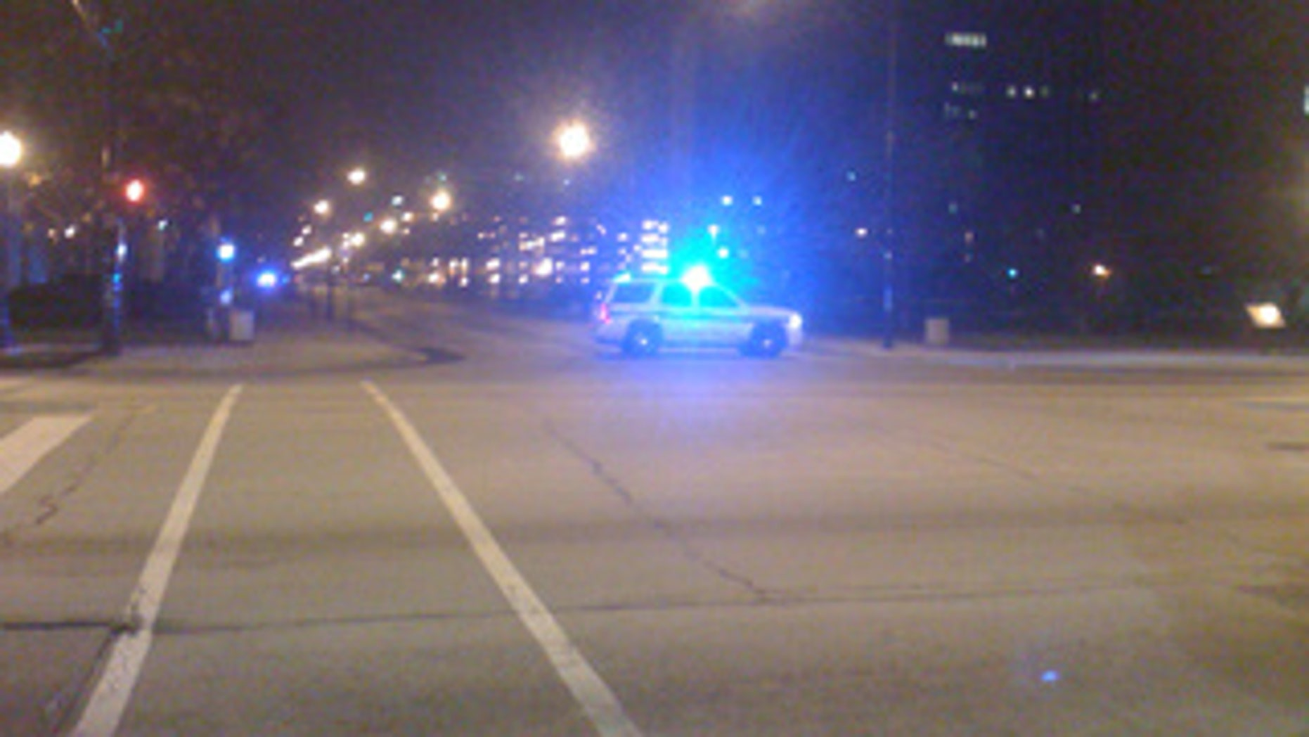 Nov. 25, 2011: Police responded to a barricade situation at University of Illinois Medical Center at Chicago after an employee allegedly shot and killed his ex-wife in a hospital parking garage.