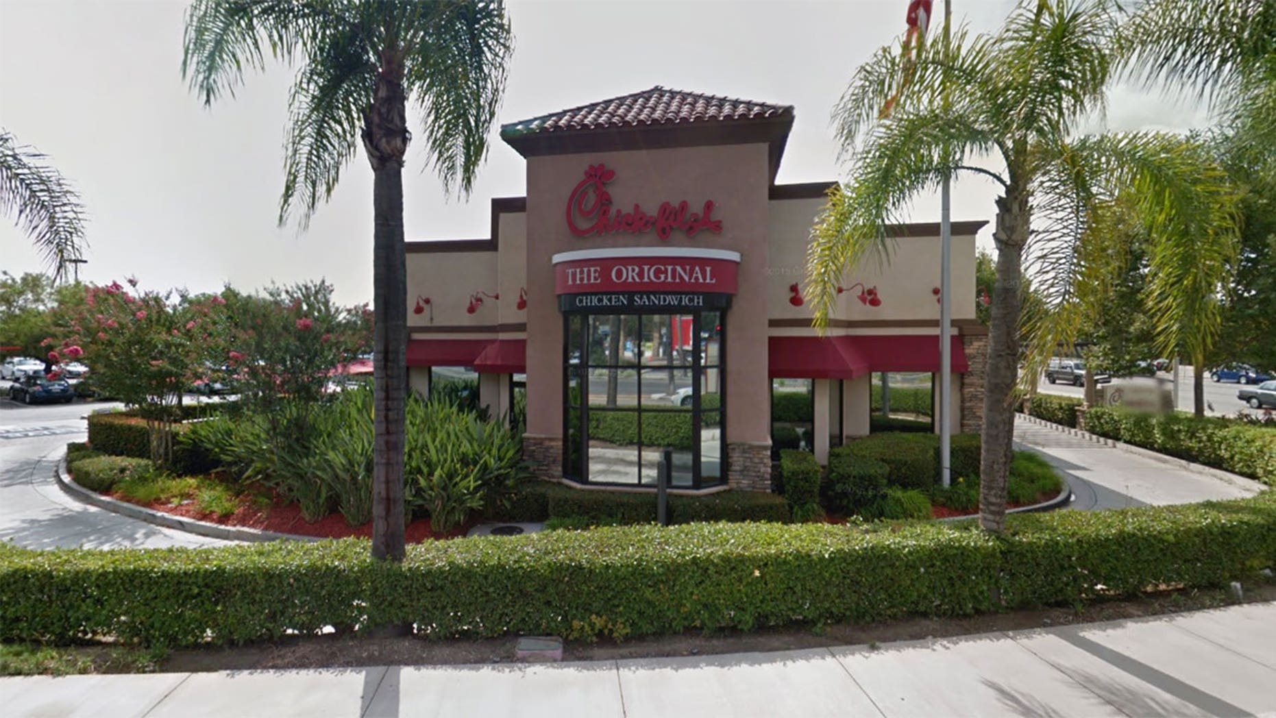 A thief called the a Chick-fil-A restaurant in Chino Hills, Calif., pretending to be the company's CFO.