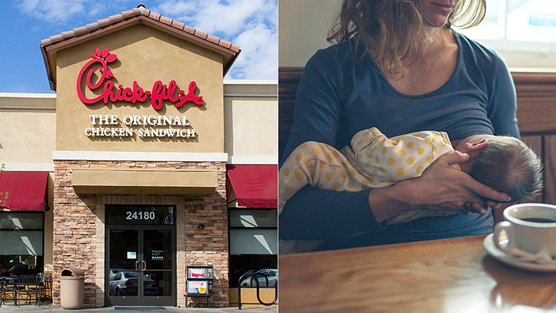 North Dakota law allows women to breastfeed in public since 2009.