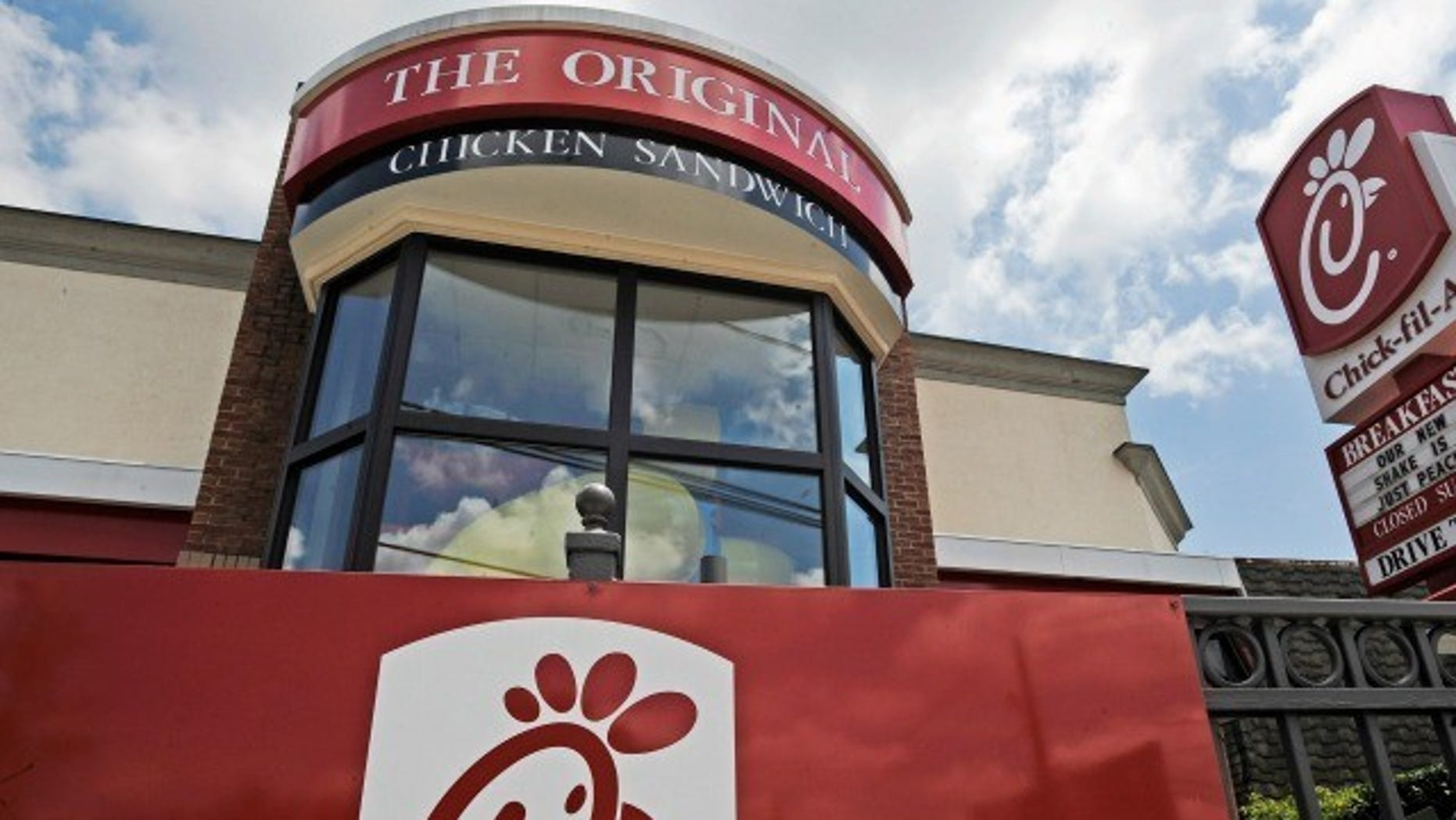 Chick-fil-A is America's highest ratet fast food chain.