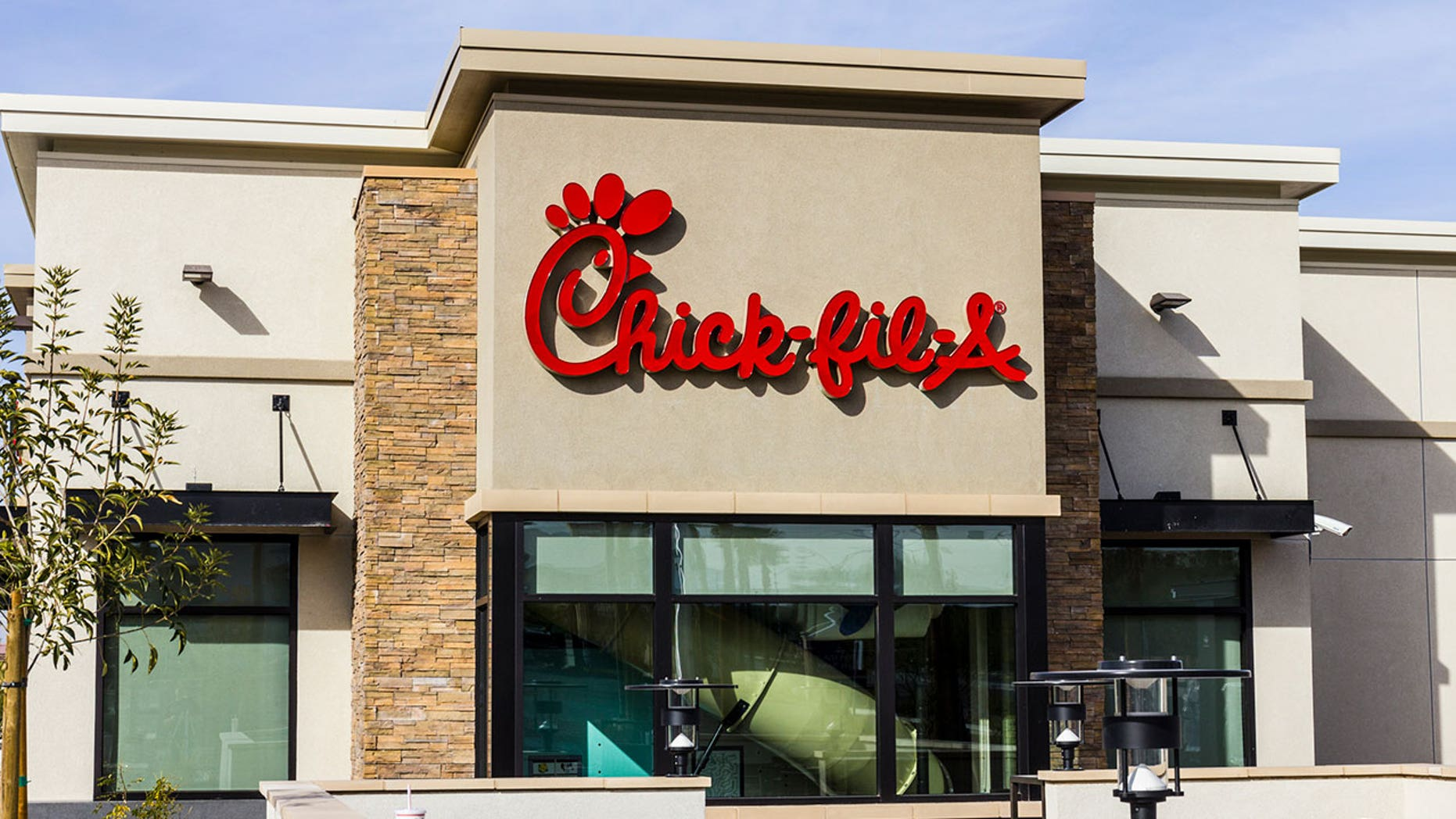 America thinks you're tops, Chick-fil-A.