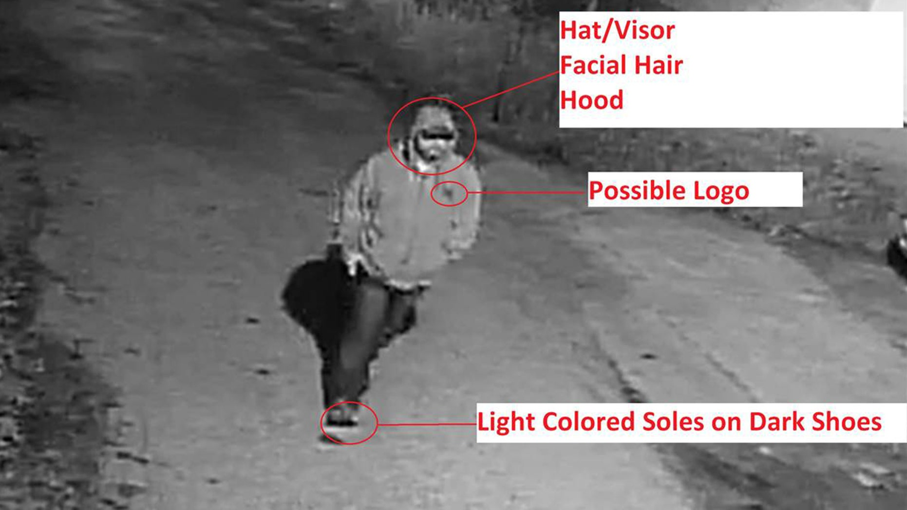 This image released Oct. 13, 2016 by the FBI shows the suspect in a number of child abductions in northeastern Ohio