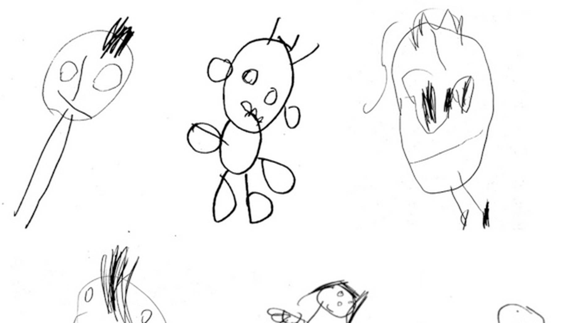 How to interpret kids' drawings new kids center.