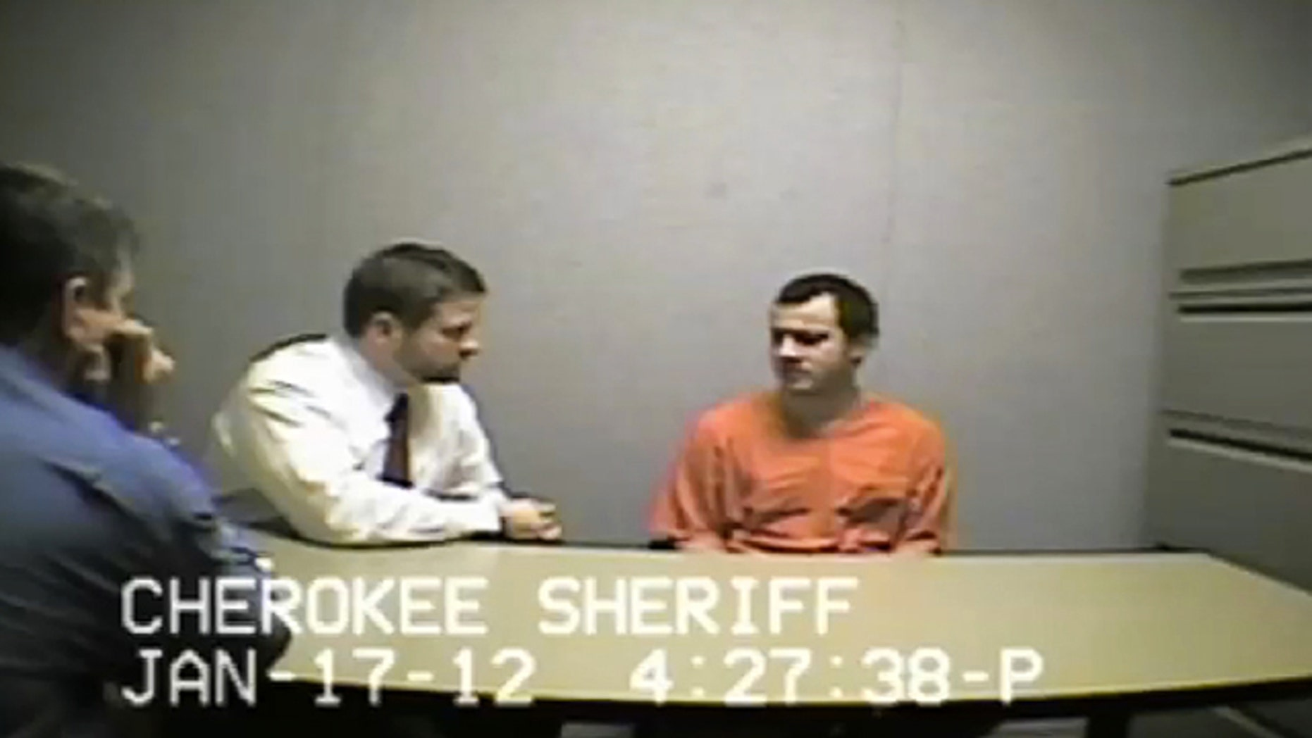 Jan. 17: Convicted child killer Ryan Brunn is interviewed by authorities after his arrest near Kennesaw, Ga. In a candid, three-hour interview, Brunn goes into detail about how and why he lured a girl to an empty apartment and when he made the decision to kill her.