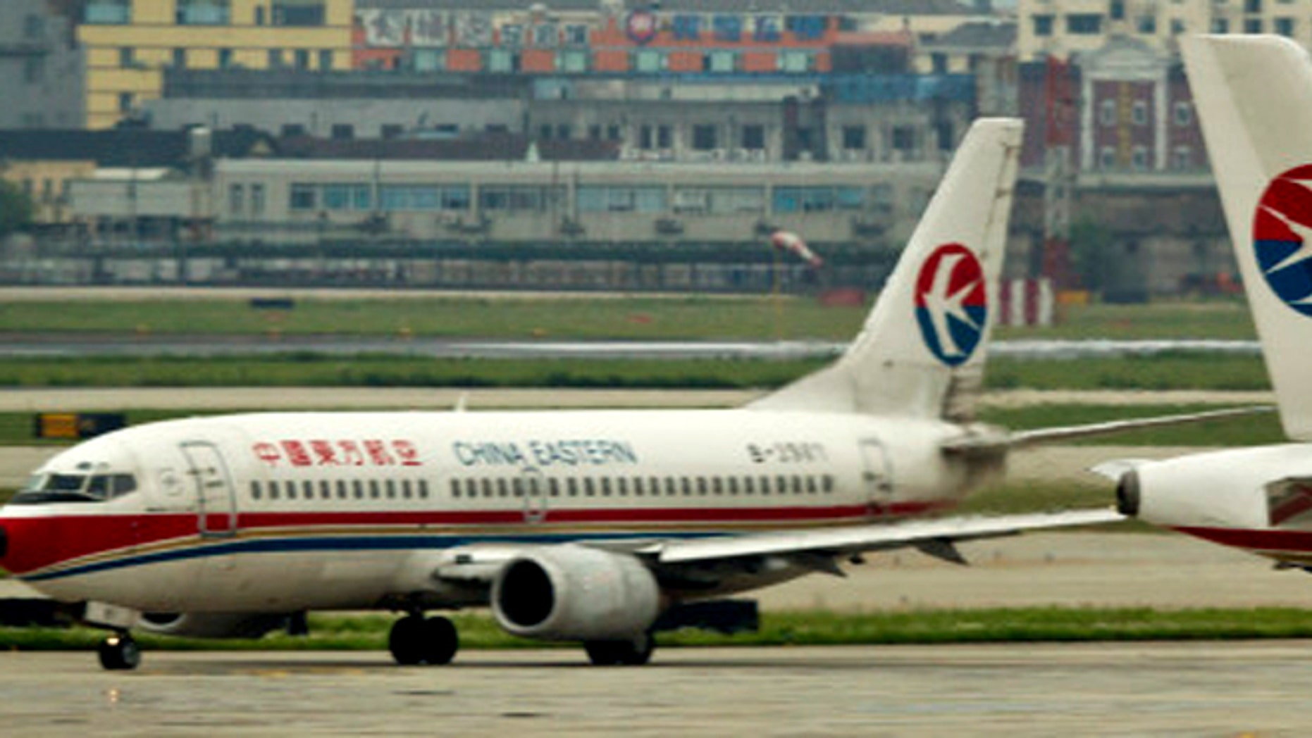 A man in China used one first class ticket and scammed free meals at a Eastern China Airline airport lounge for nearly a year.