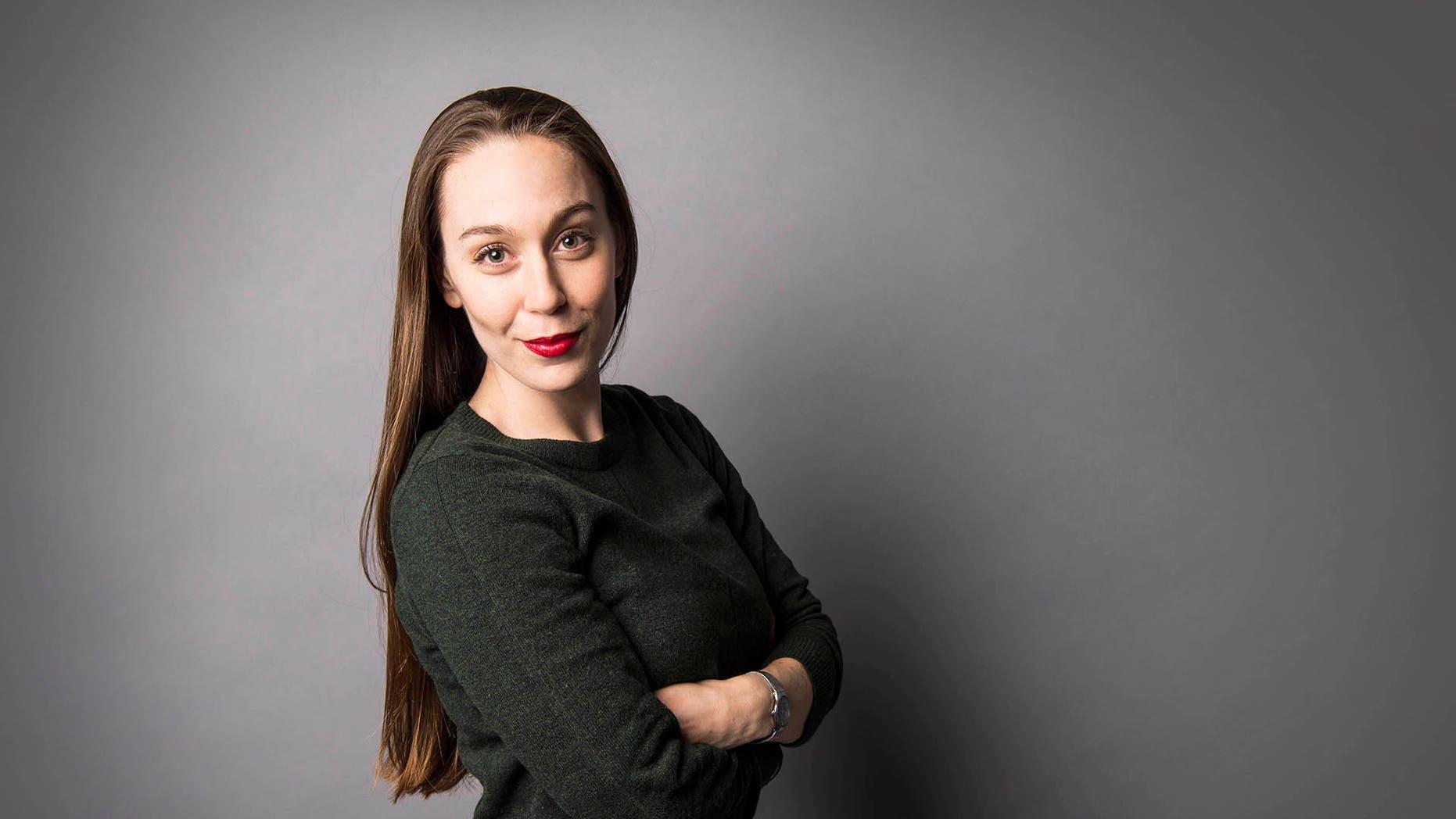 HuffPost deputy opinion editor Chloe Angyal