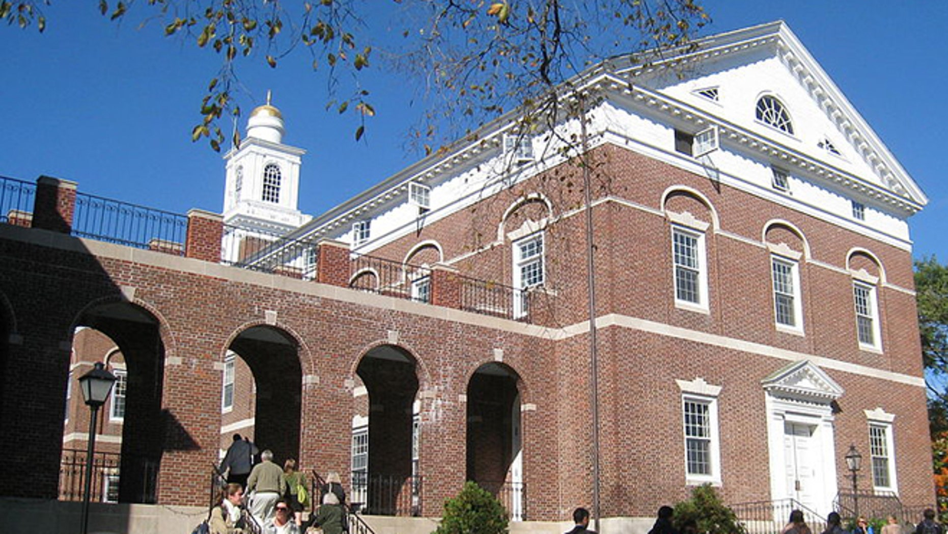 Choate Rosemary Hall in Wallingford, Conn.