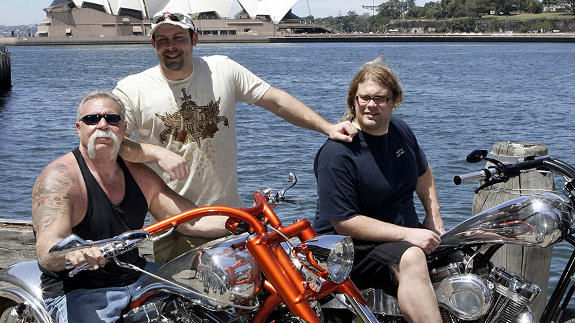 Discovery Channel Revives American Chopper After 5 Years Fox News Choppers Australia