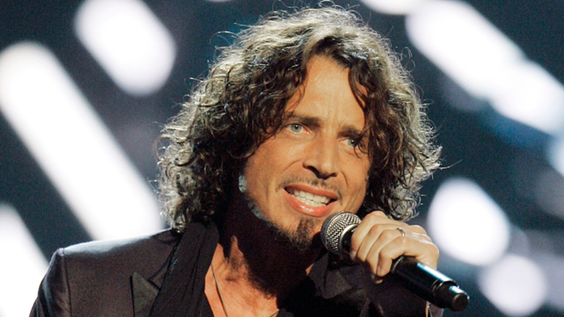 Soundgarden's lead singer, Chris Cornell, committed suicide by hanging in May 2017.